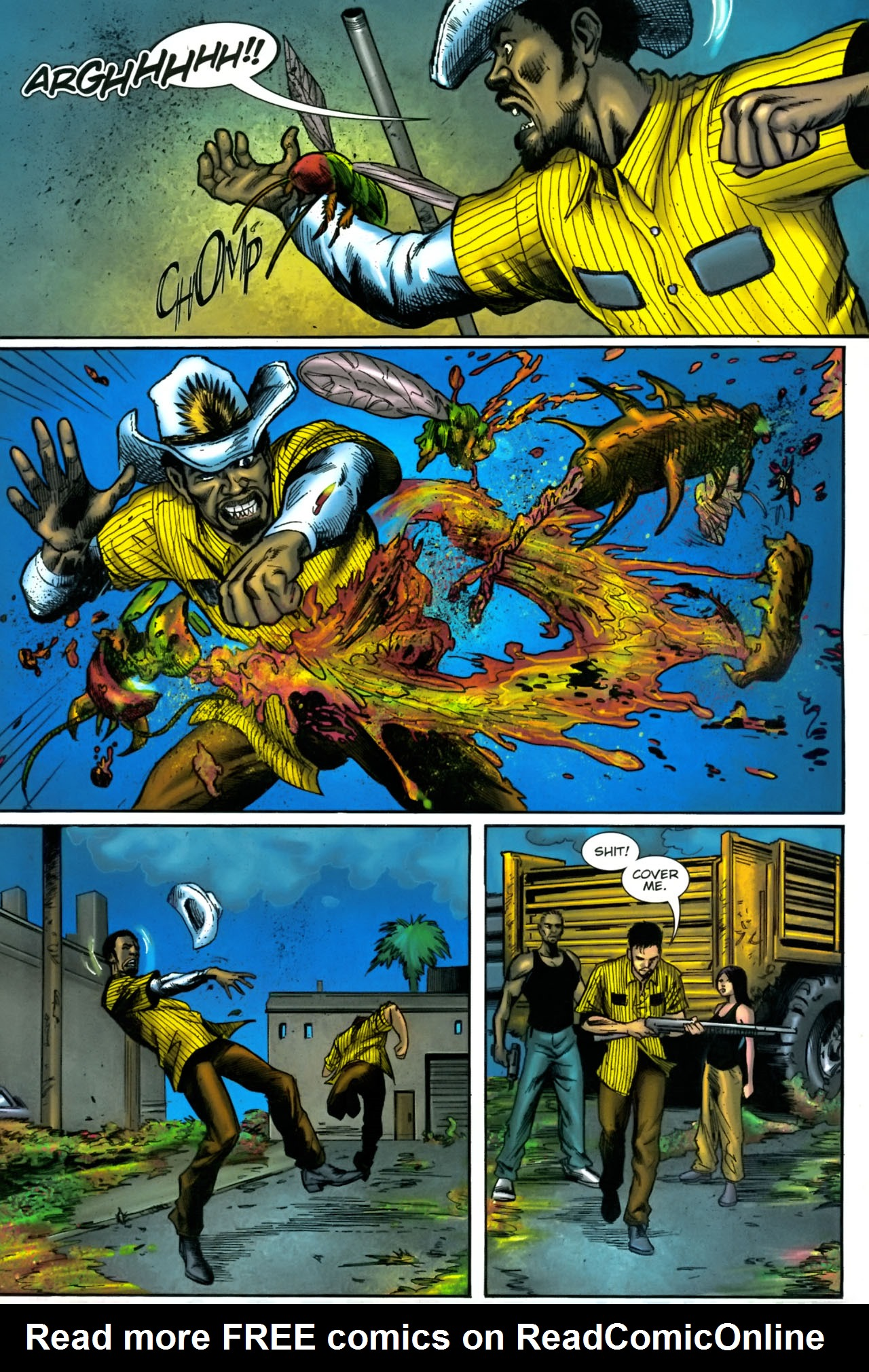 Read online The Exterminators comic -  Issue #23 - 19