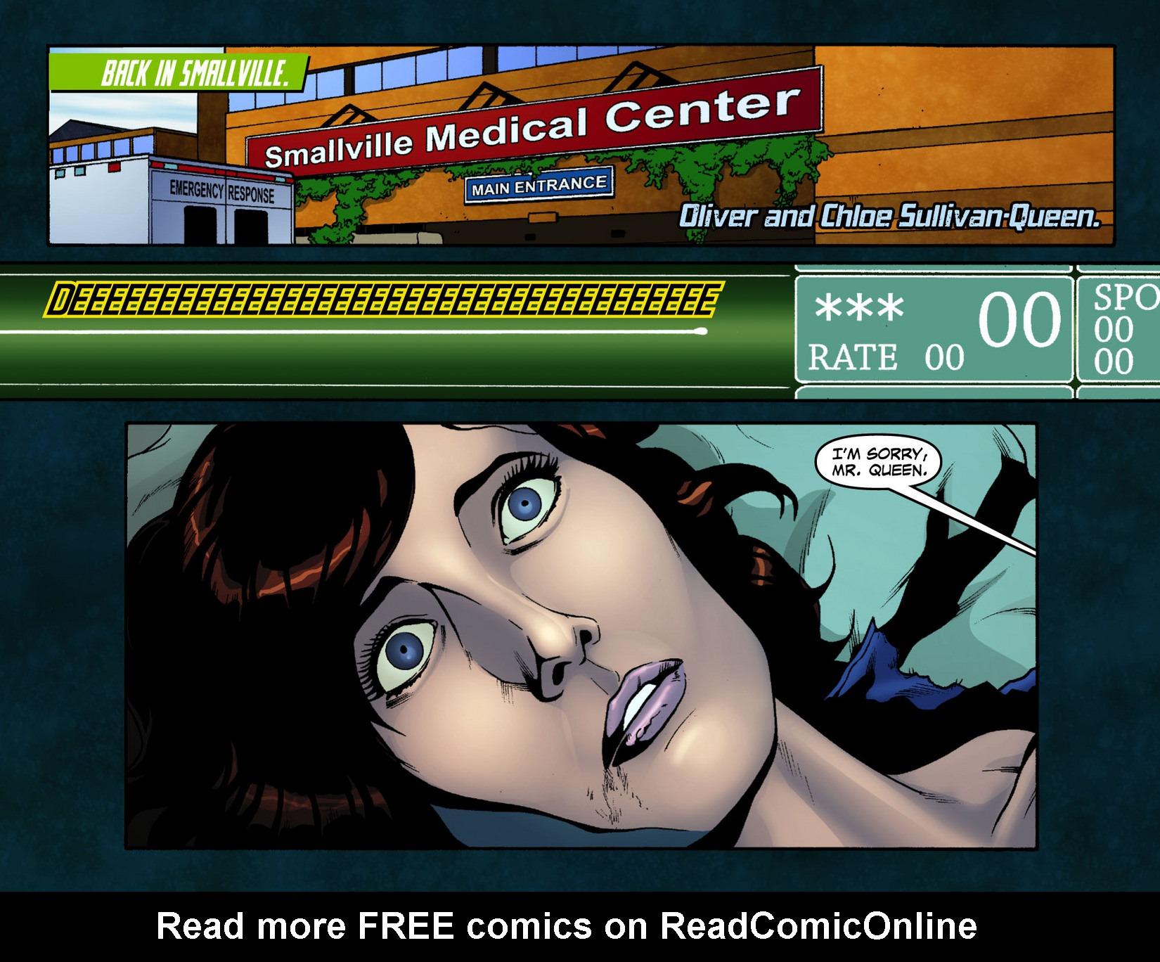 Read online Smallville: Season 11 comic -  Issue #12 - 15