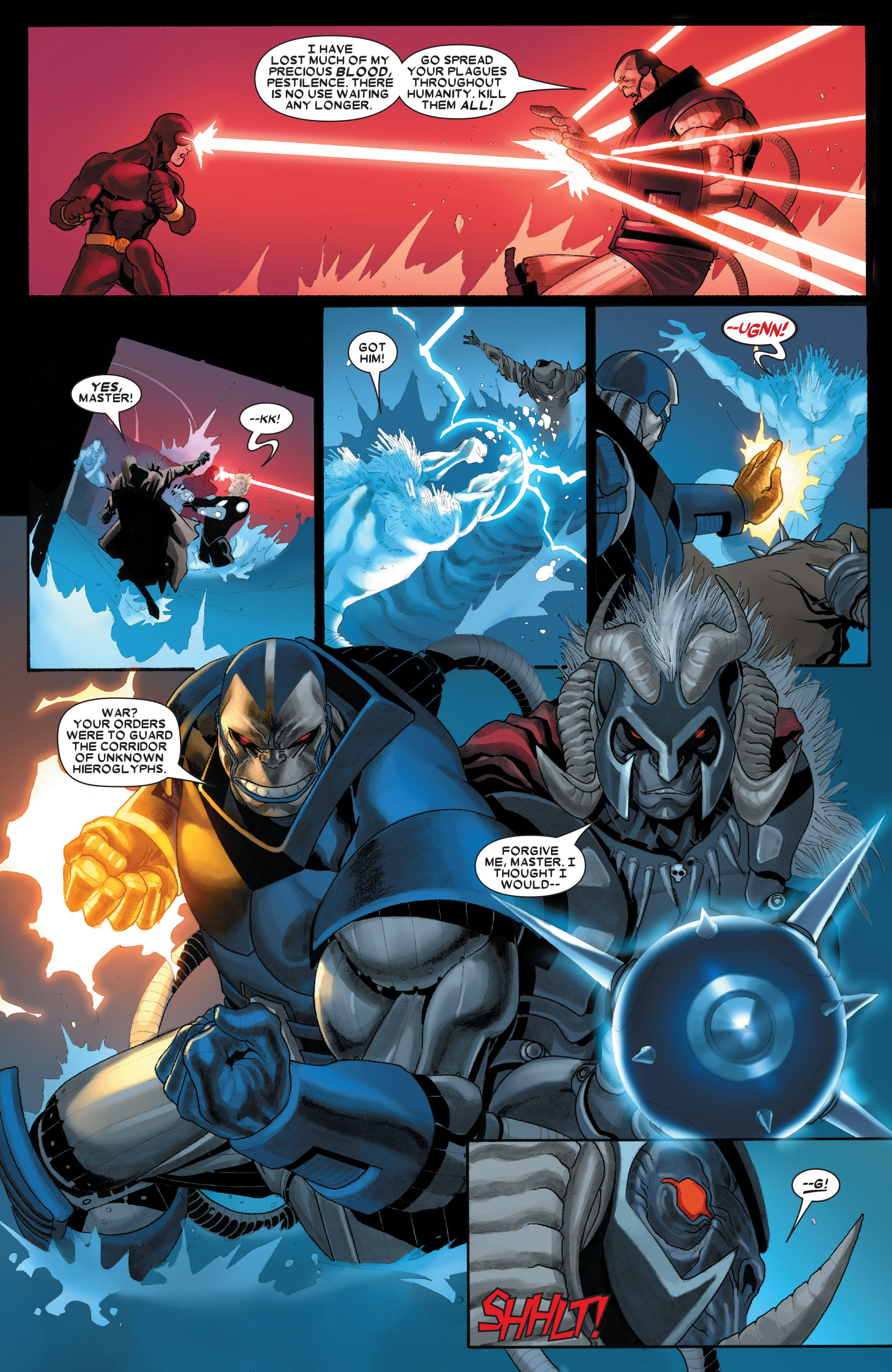 X-Men (1991) 186 Page 13