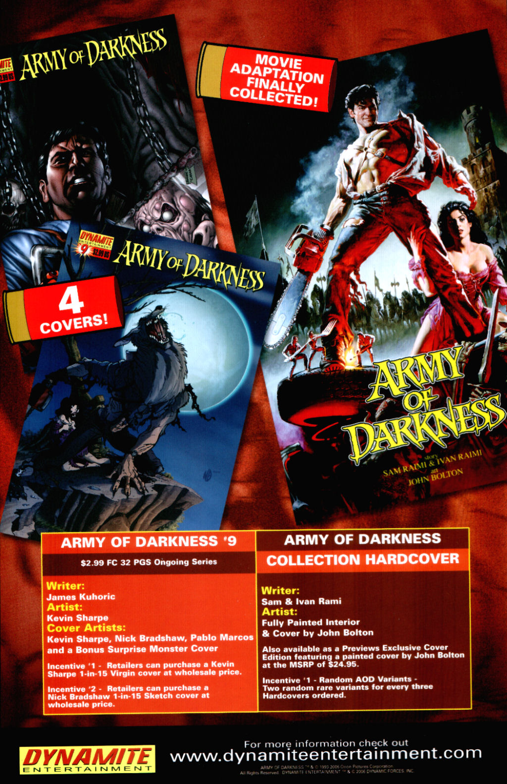 Army of Darkness (2006) Issue #8 #4 - English 24