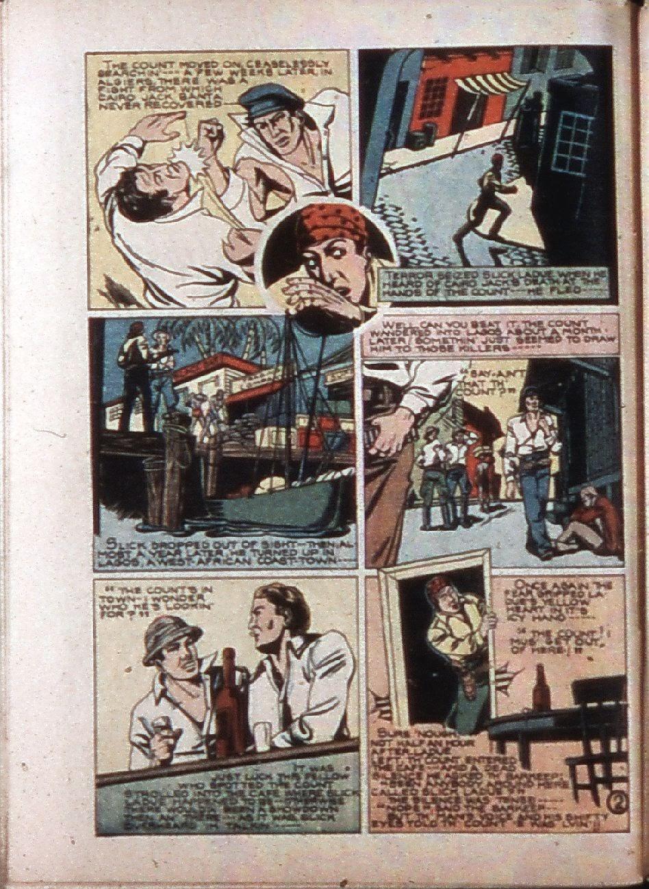 Read online Super-Magician Comics comic -  Issue #3 - 60