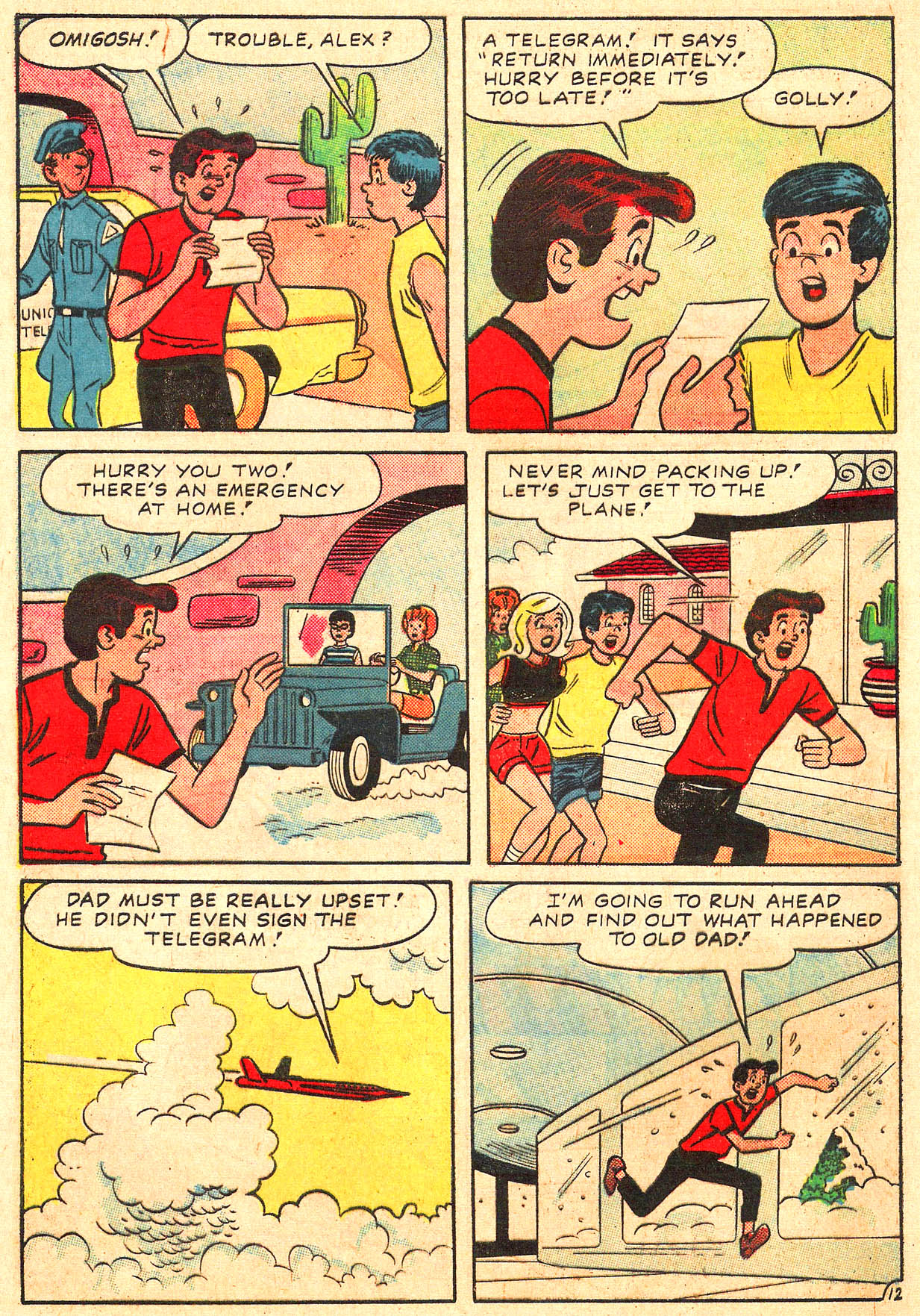 Read online She's Josie comic -  Issue #18 - 16