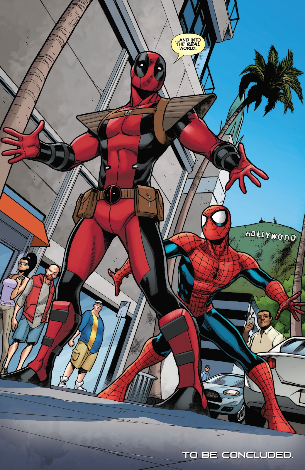 Read online Spider-Man/Deadpool comic -  Issue #49 - 22