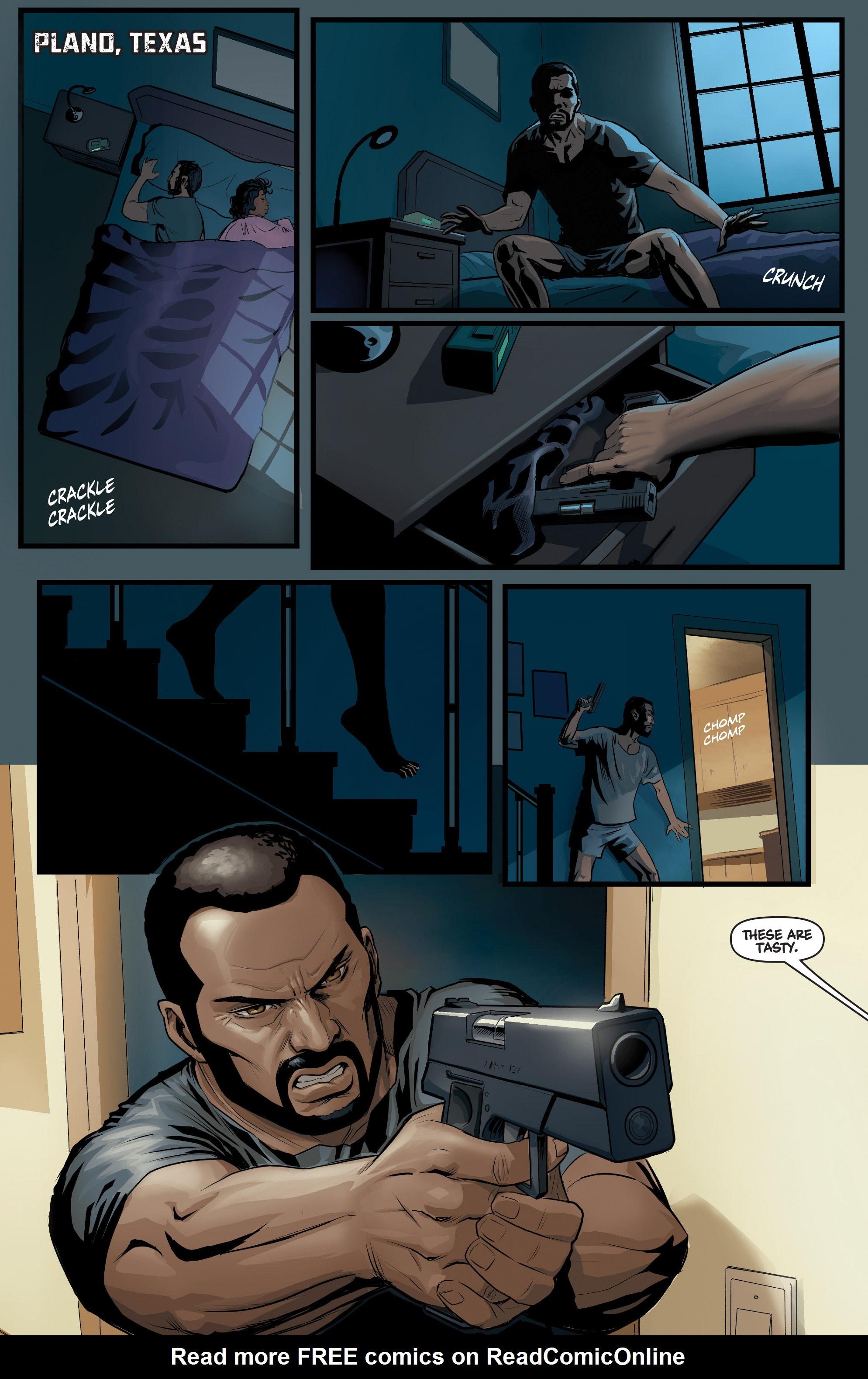 Read online Samaritan: Vertias comic -  Issue #1 - 25