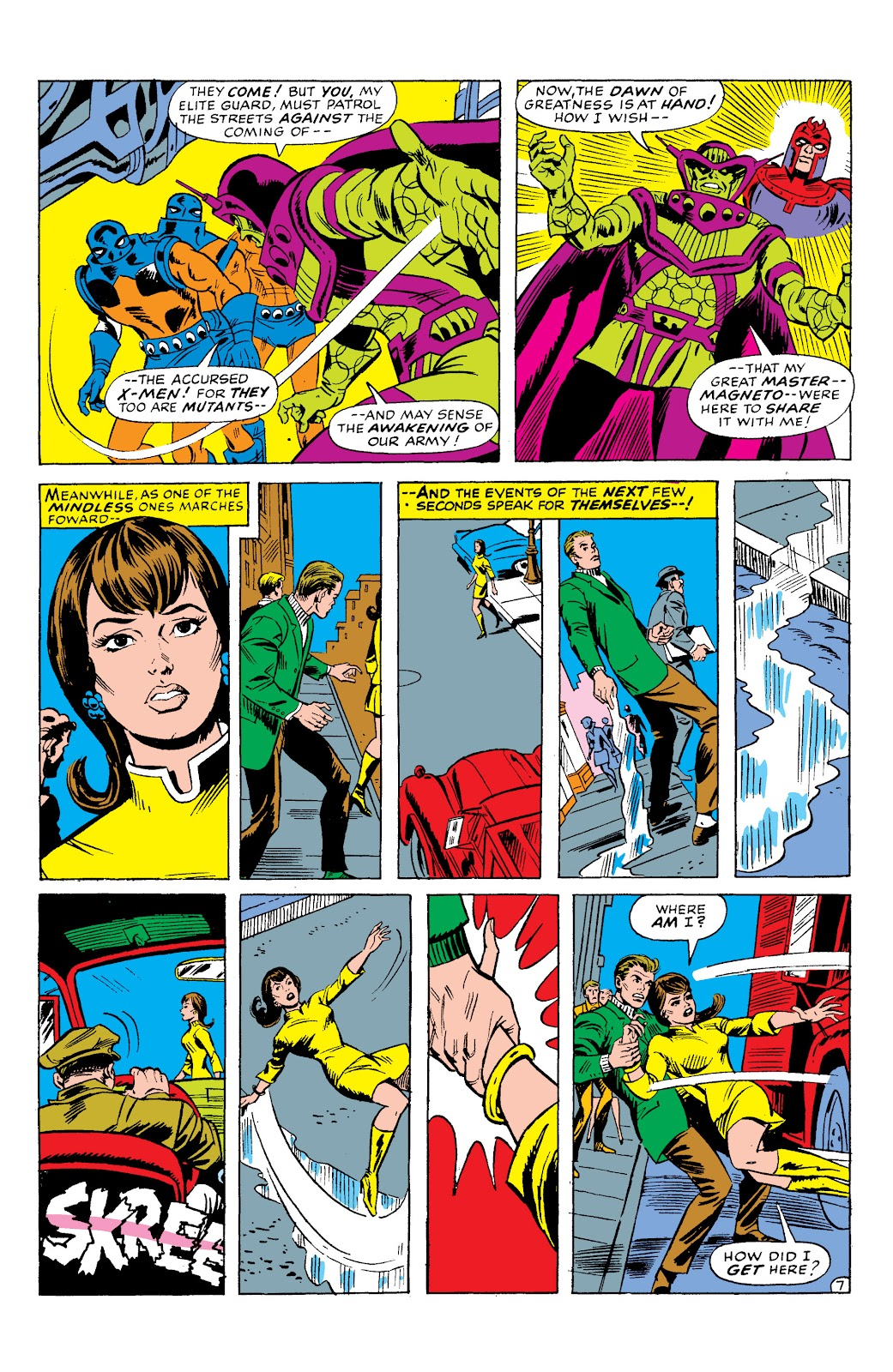 Uncanny X-Men (1963) issue 49 - Page 8