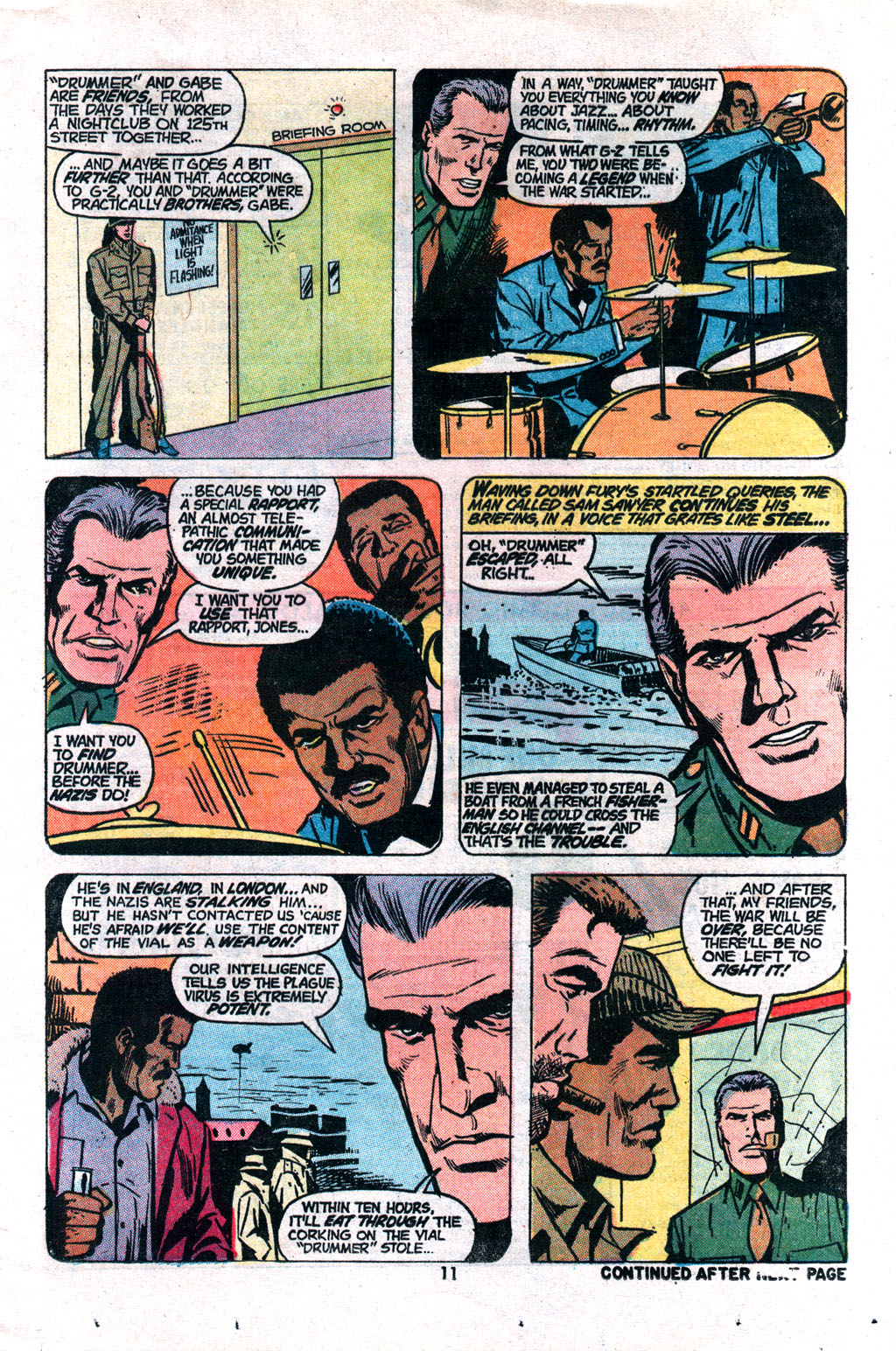 Read online Sgt. Fury comic -  Issue #117 - 13