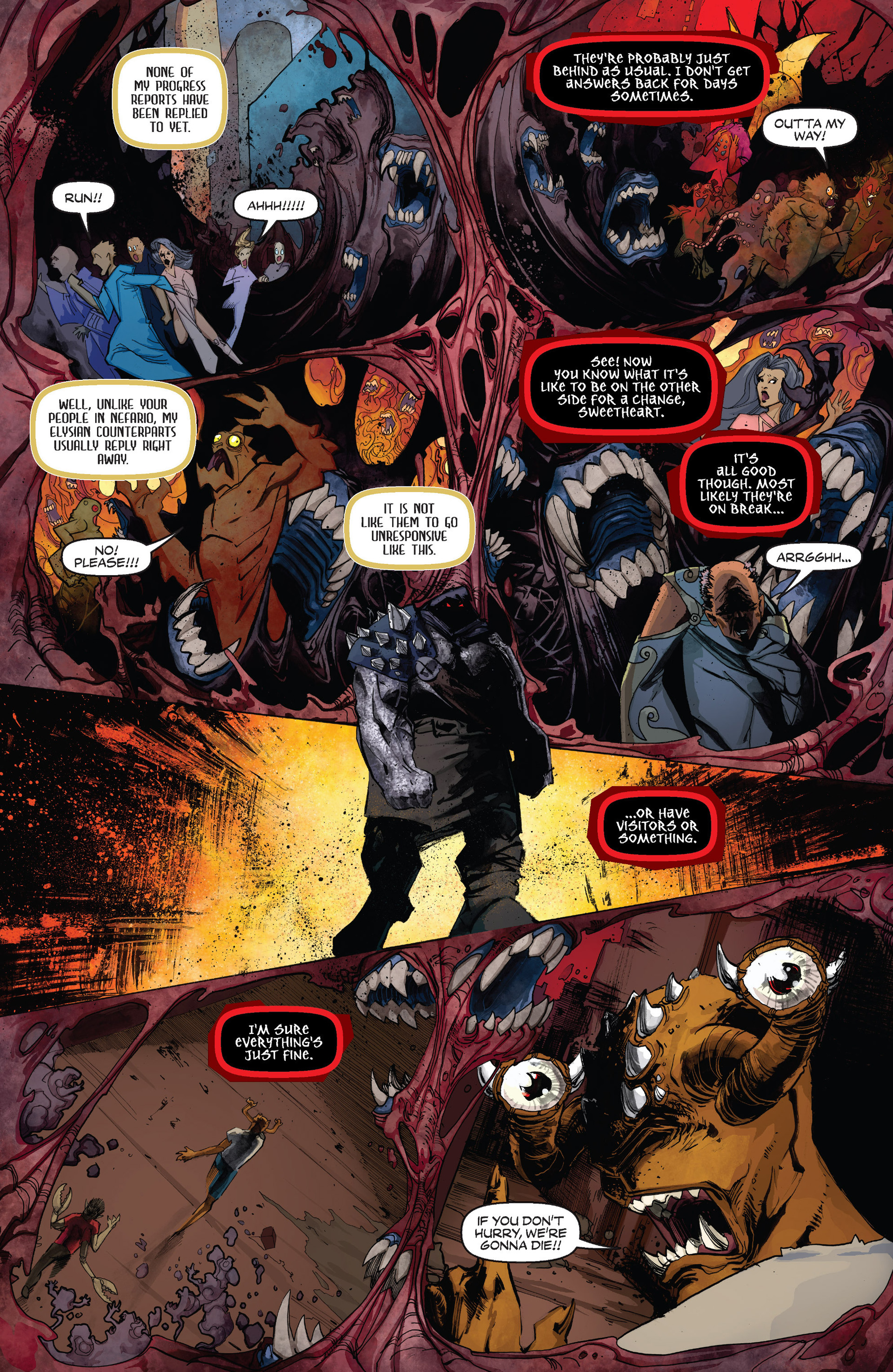 Read online Shrugged (2013) comic -  Issue #3 - 13