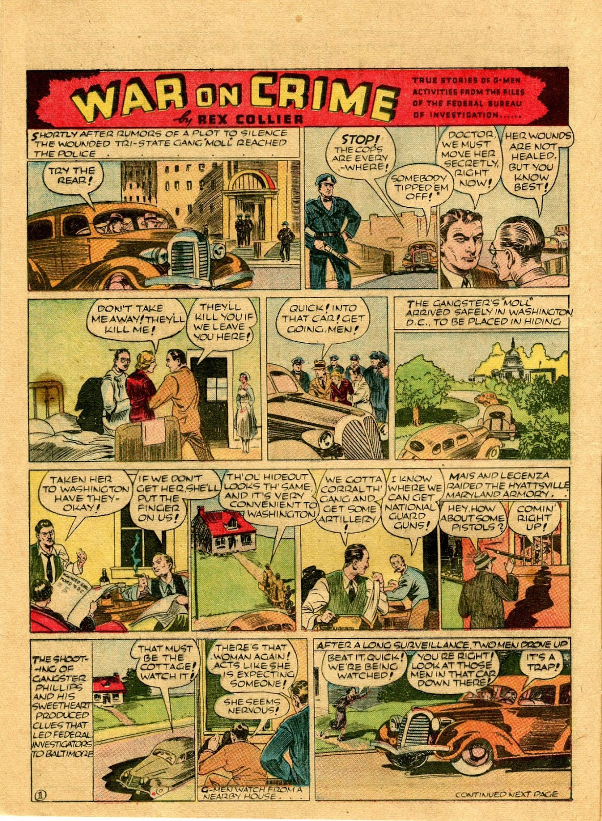Read online Famous Funnies comic -  Issue #56 - 22