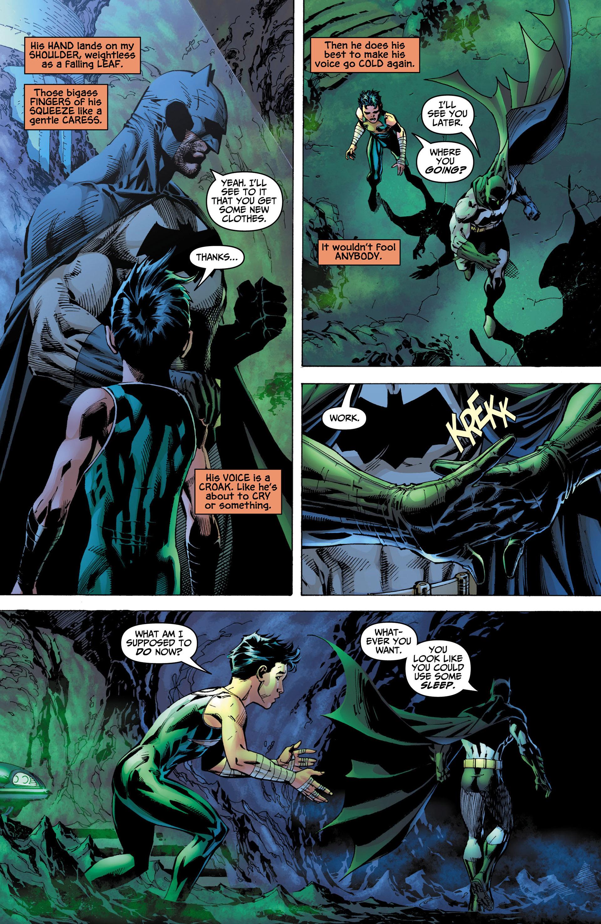 Read online All Star Batman & Robin, The Boy Wonder comic -  Issue #4 - 18