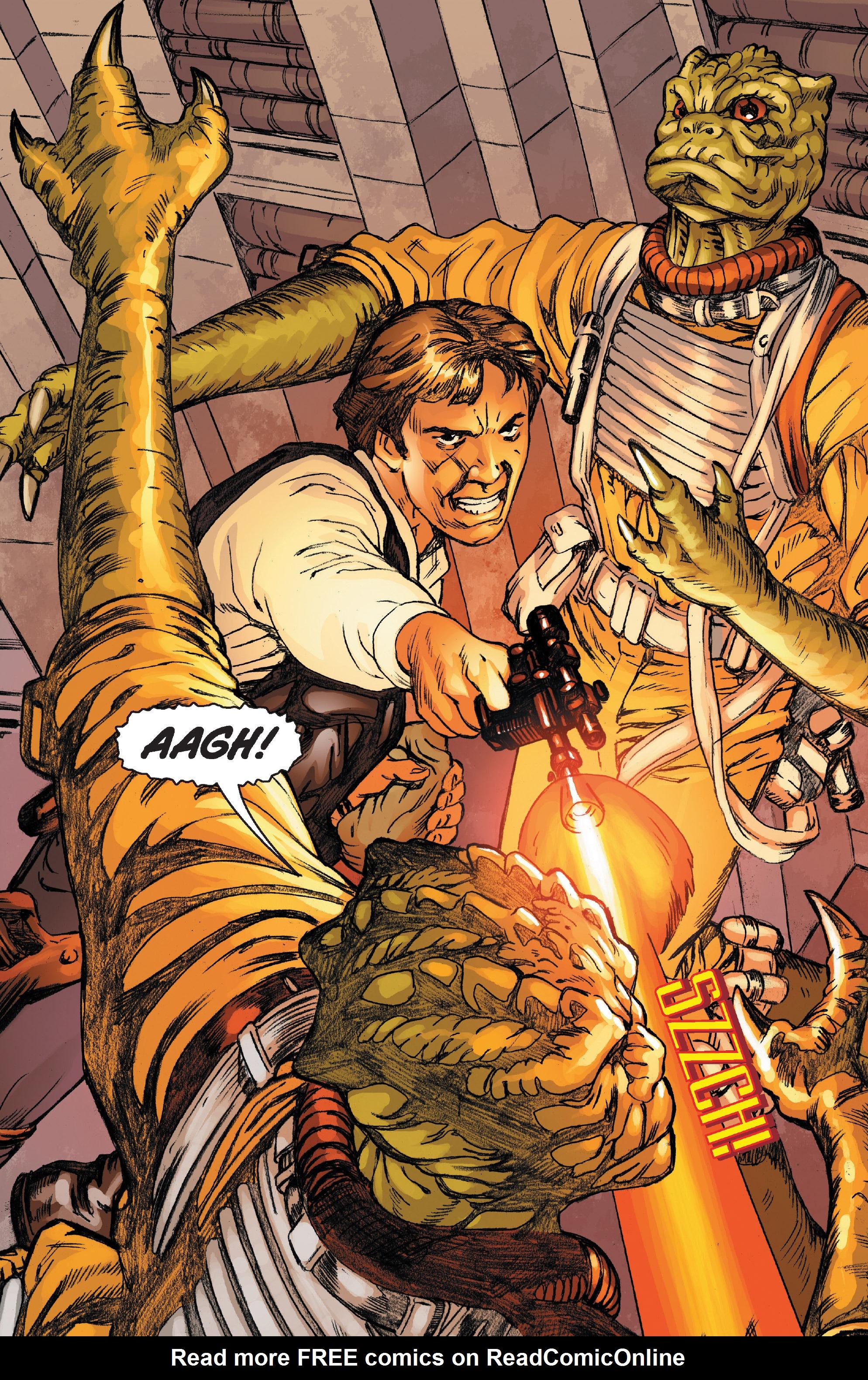 Read online Star Wars Omnibus comic -  Issue # Vol. 17 - 348