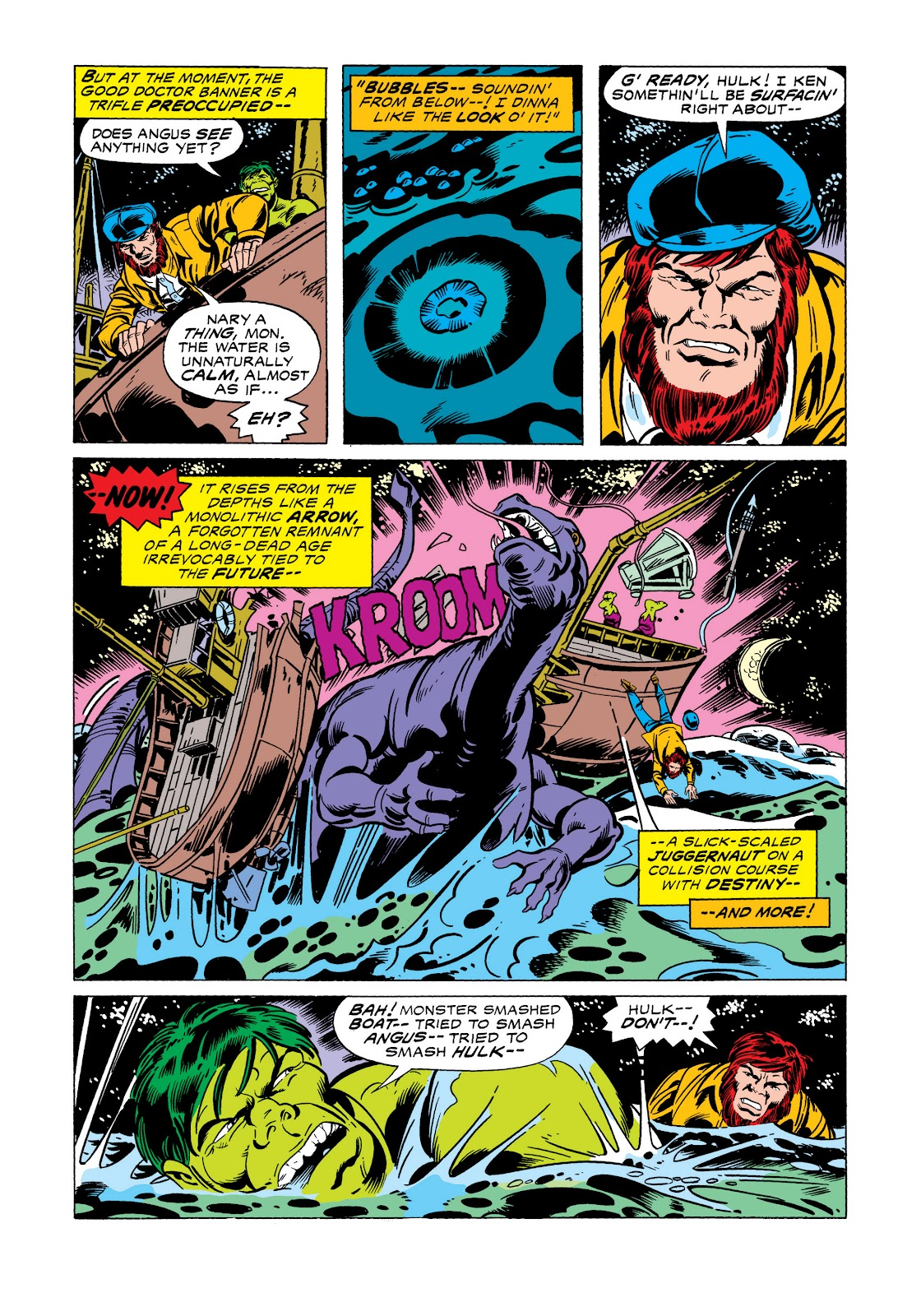 Read online Marvel Masterworks: The Incredible Hulk comic -  Issue # TPB 11 (Part 2) - 72