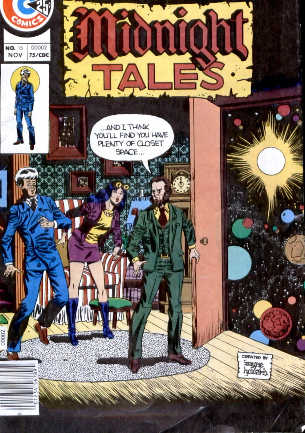 Midnight Tales issue 15 - Page 1