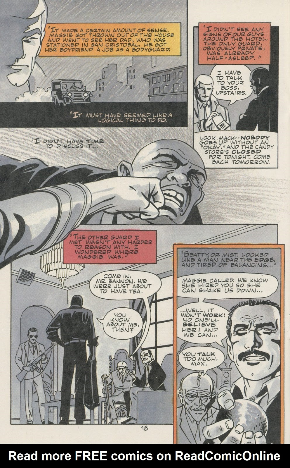 Jonny Quest (1986) issue 18 - Page 20