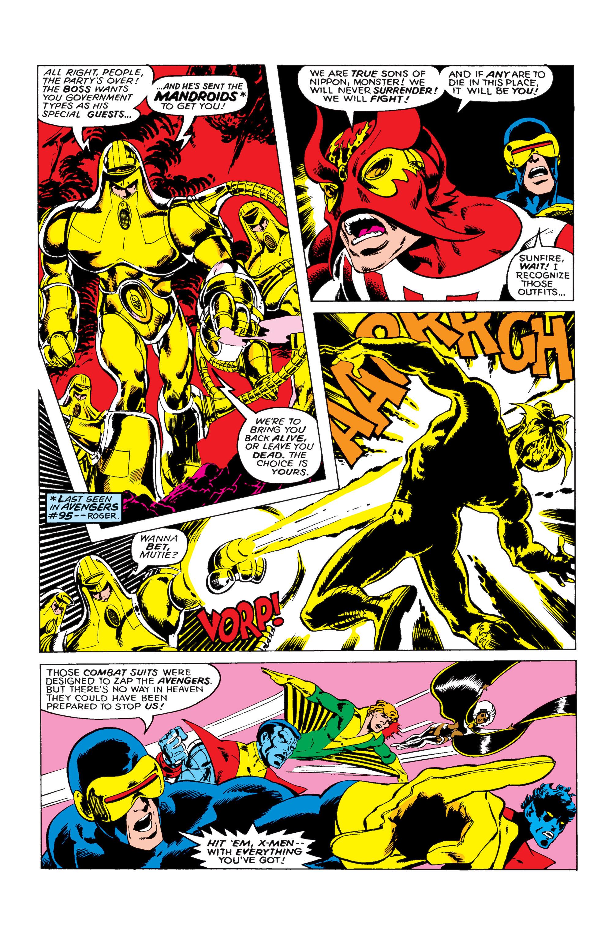Uncanny X-Men (1963) 118 Page 12