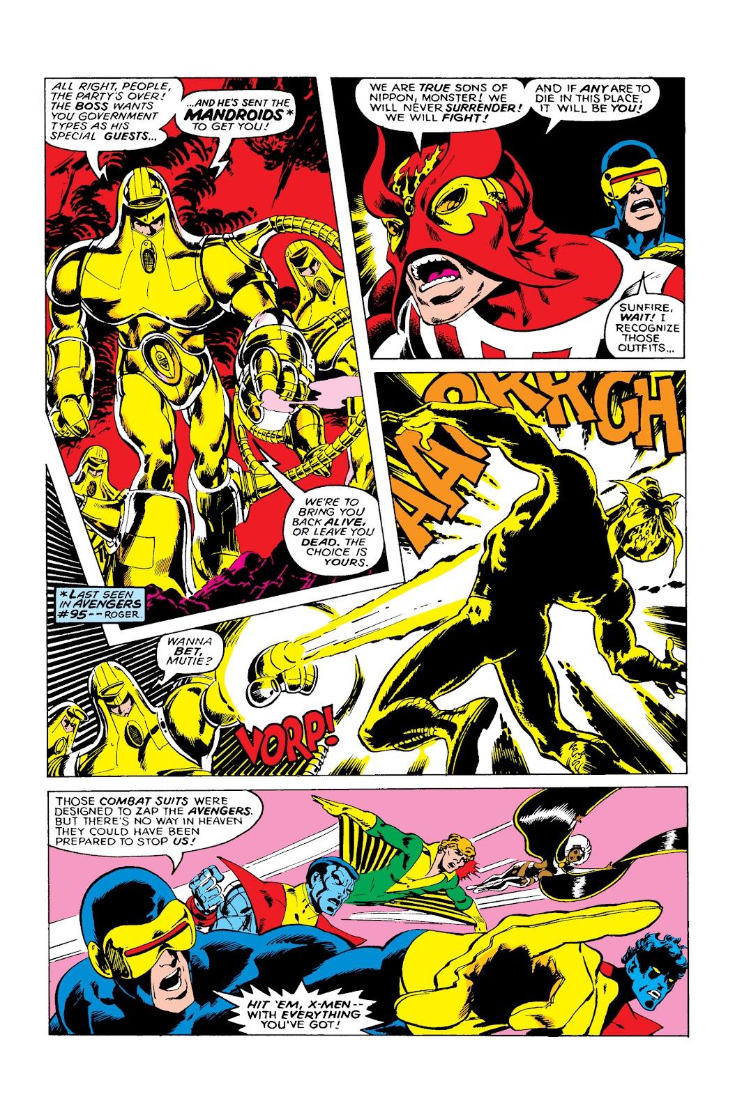 Uncanny X-Men (1963) issue 118 - Page 13