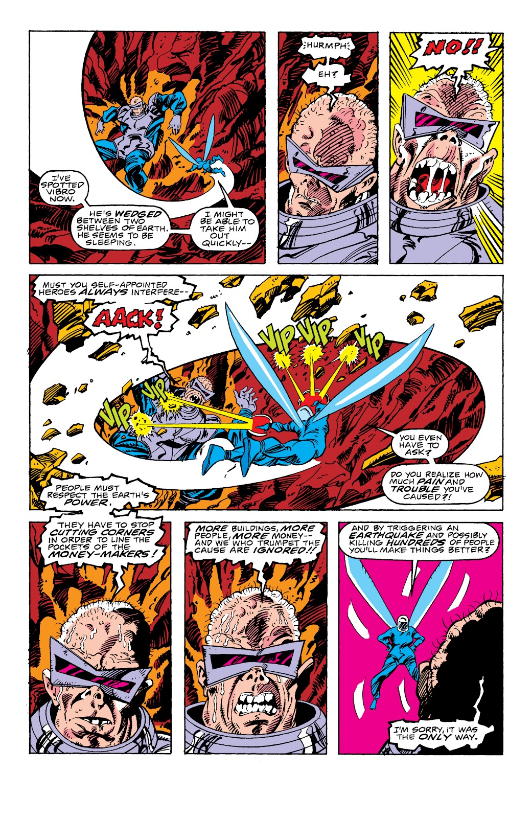 Avengers West Coast (1989) issue 58 - Page 19