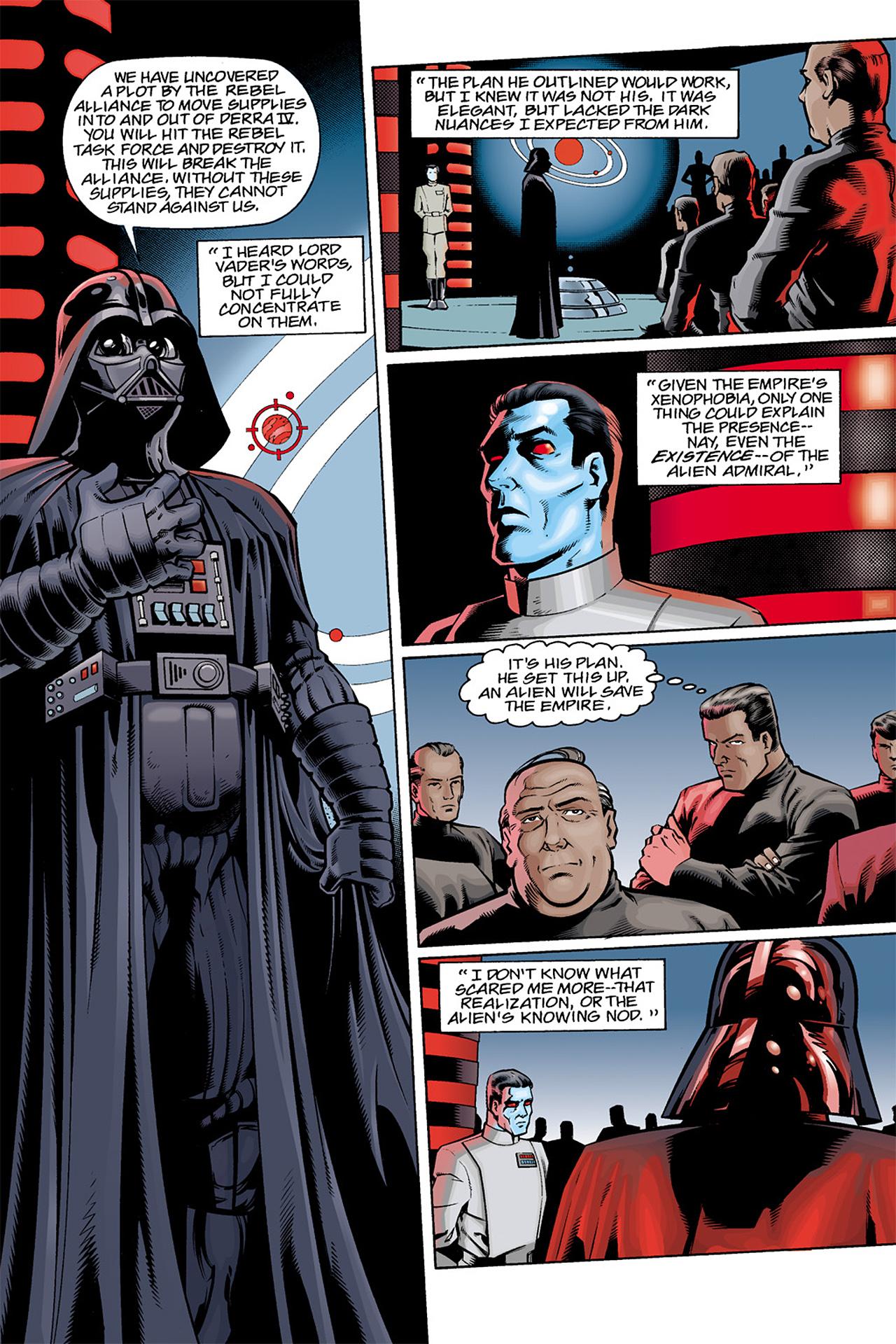 Read online Star Wars Omnibus comic -  Issue # Vol. 3 - 127