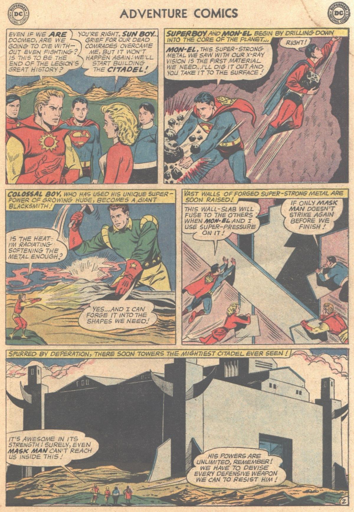 Read online Adventure Comics (1938) comic -  Issue #310 - 15