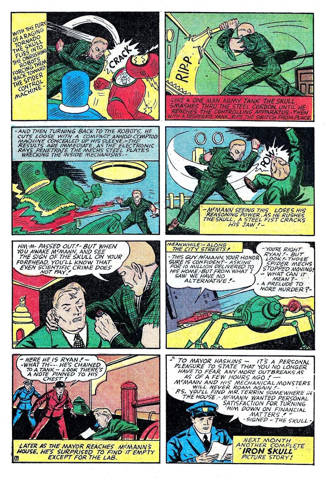 Amazing Man Comics issue 5 - Page 27