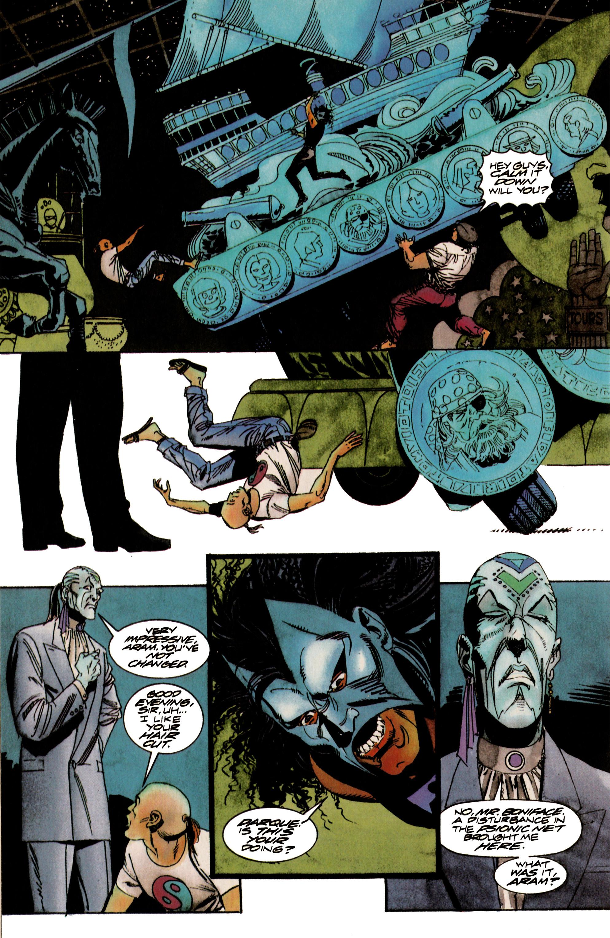 Read online Shadowman (1992) comic -  Issue #17 - 13