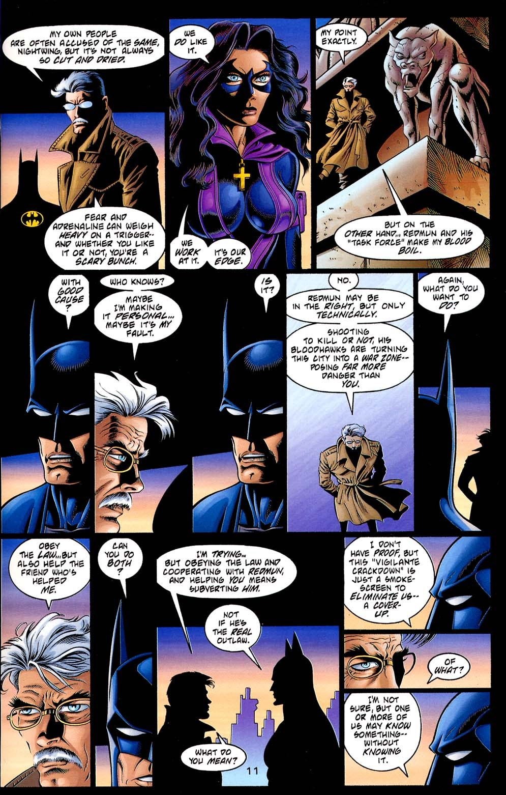 Batman: Outlaws issue 2 - Page 14