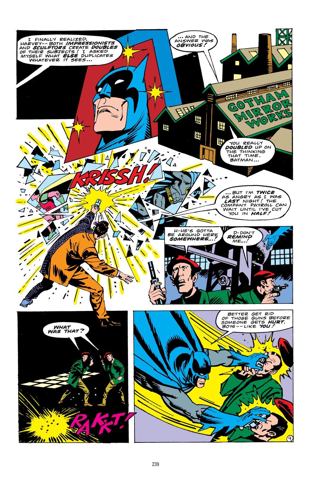 Read online Detective Comics (1937) comic -  Issue # _TPB Batman - The Dark Knight Detective 1 (Part 3) - 39