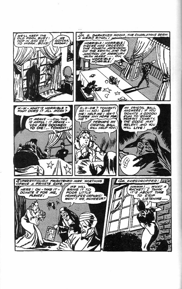 Read online Men of Mystery Comics comic -  Issue #45 - 6