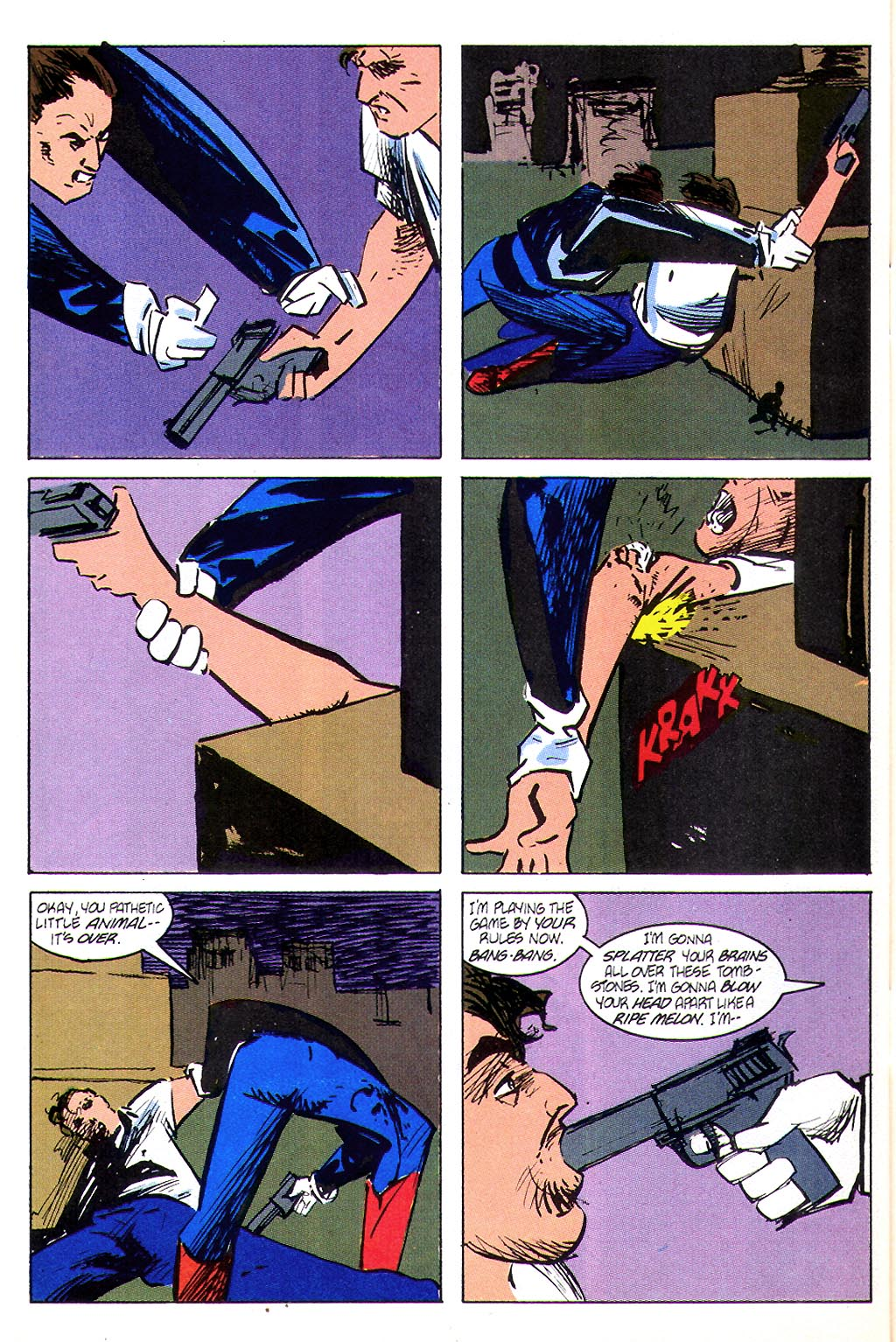 Read online American Flagg! comic -  Issue #45 - 30