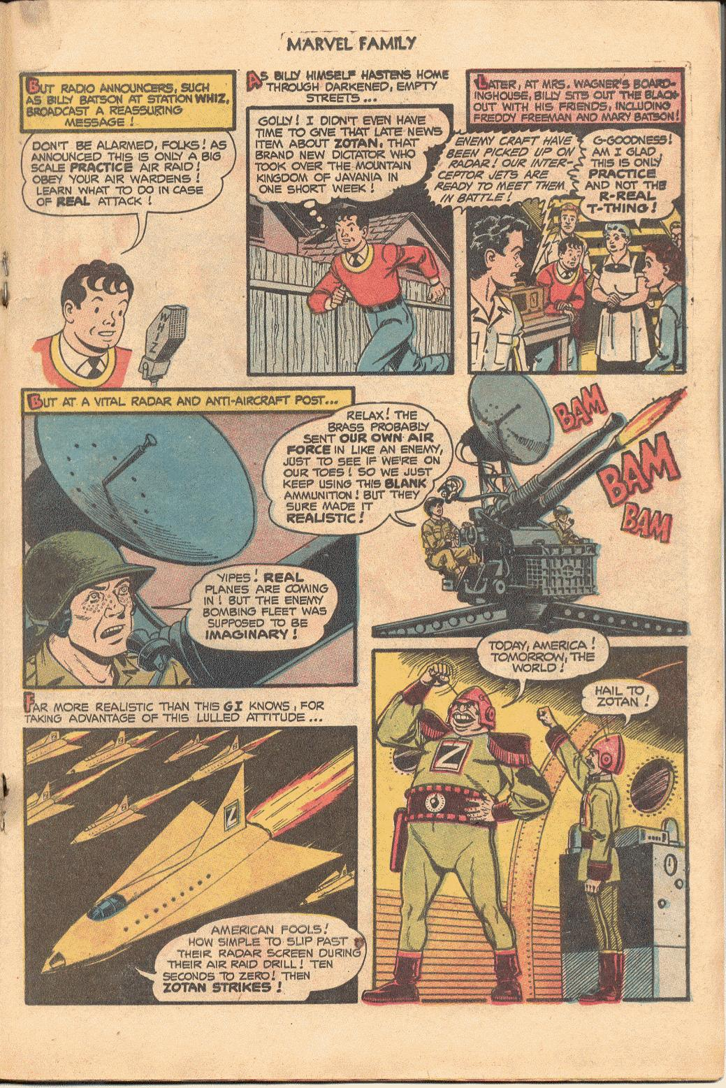The Marvel Family issue 88 - Page 19