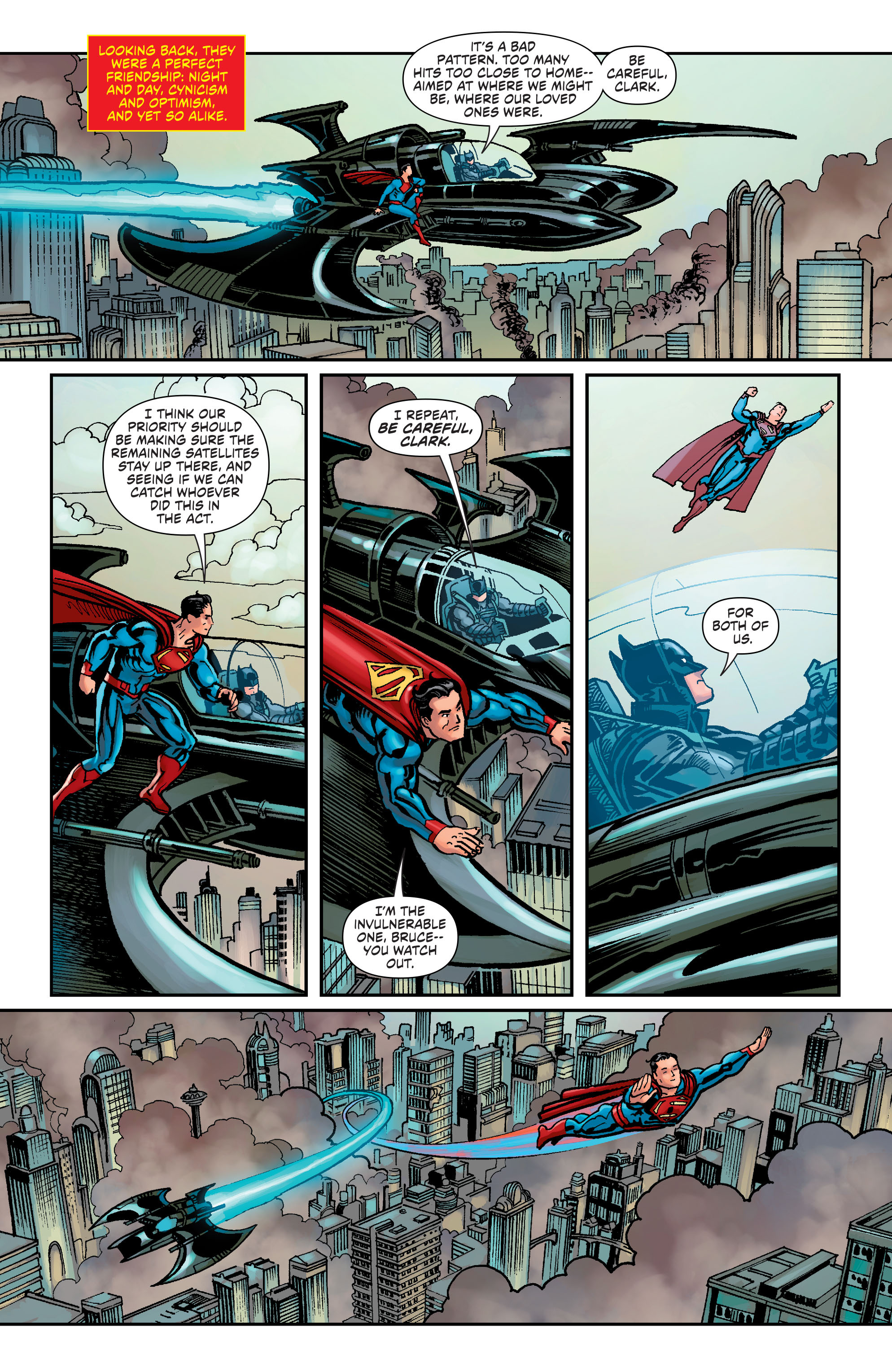 Read online Worlds' Finest comic -  Issue #31 - 13
