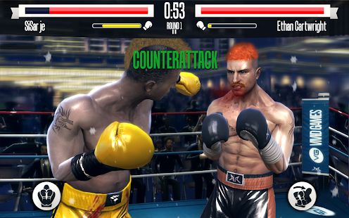 Download Real Boxing Torrent Android APK 2012