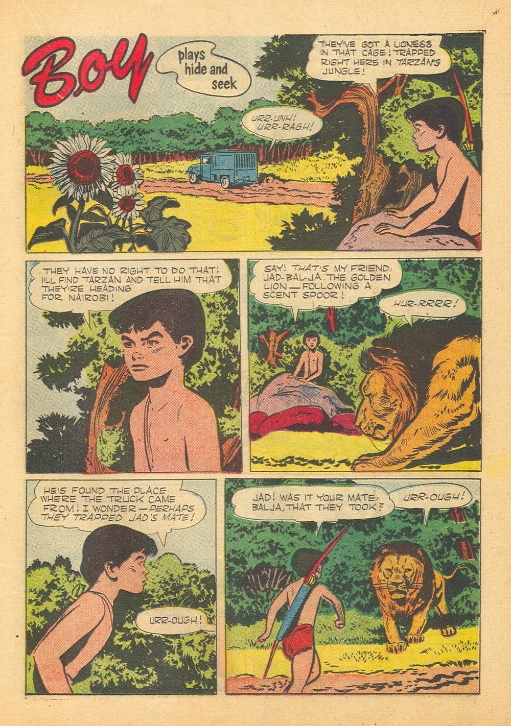 Tarzan (1948) issue 60 - Page 19