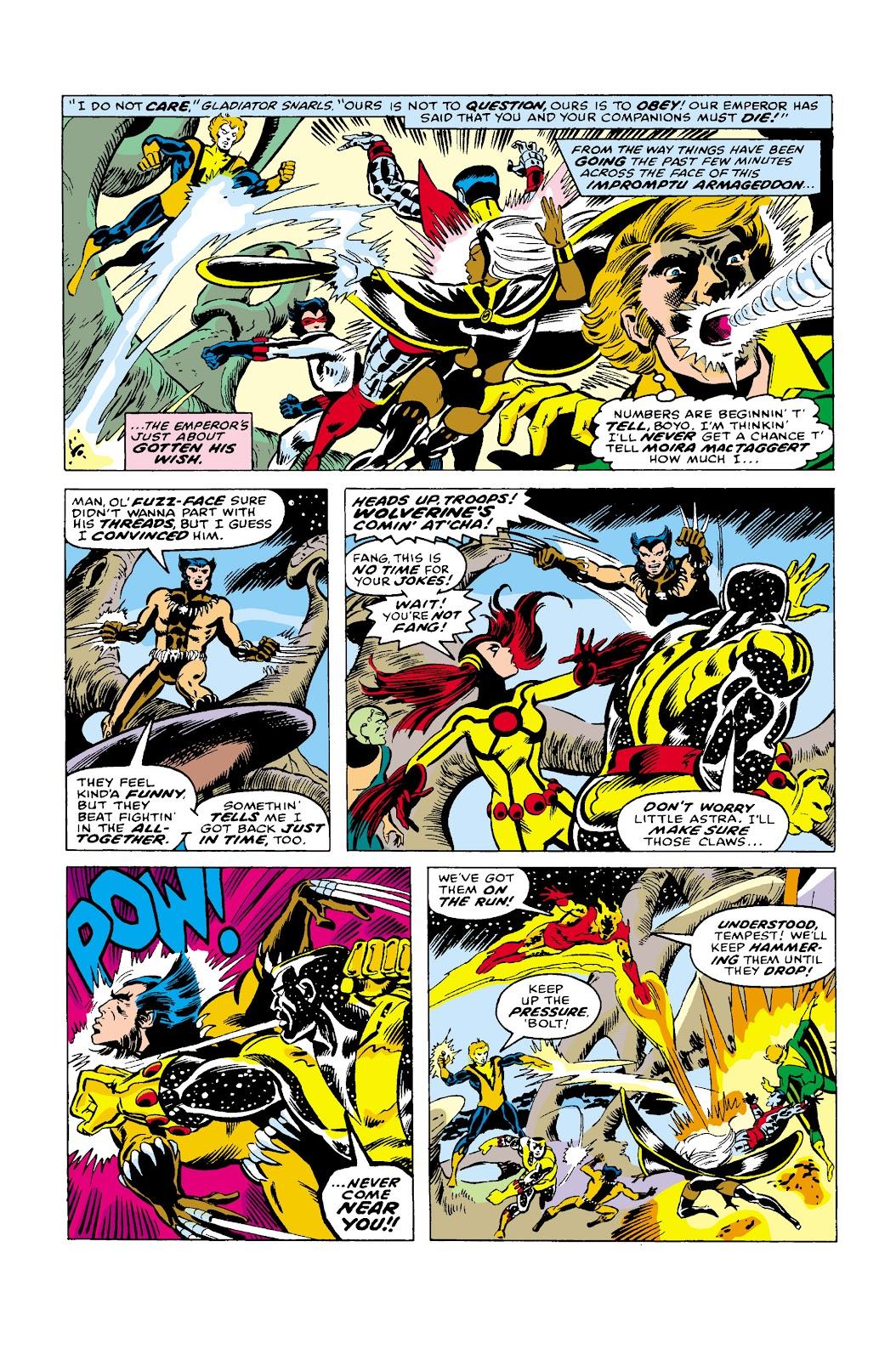 Uncanny X-Men (1963) issue 107 - Page 13