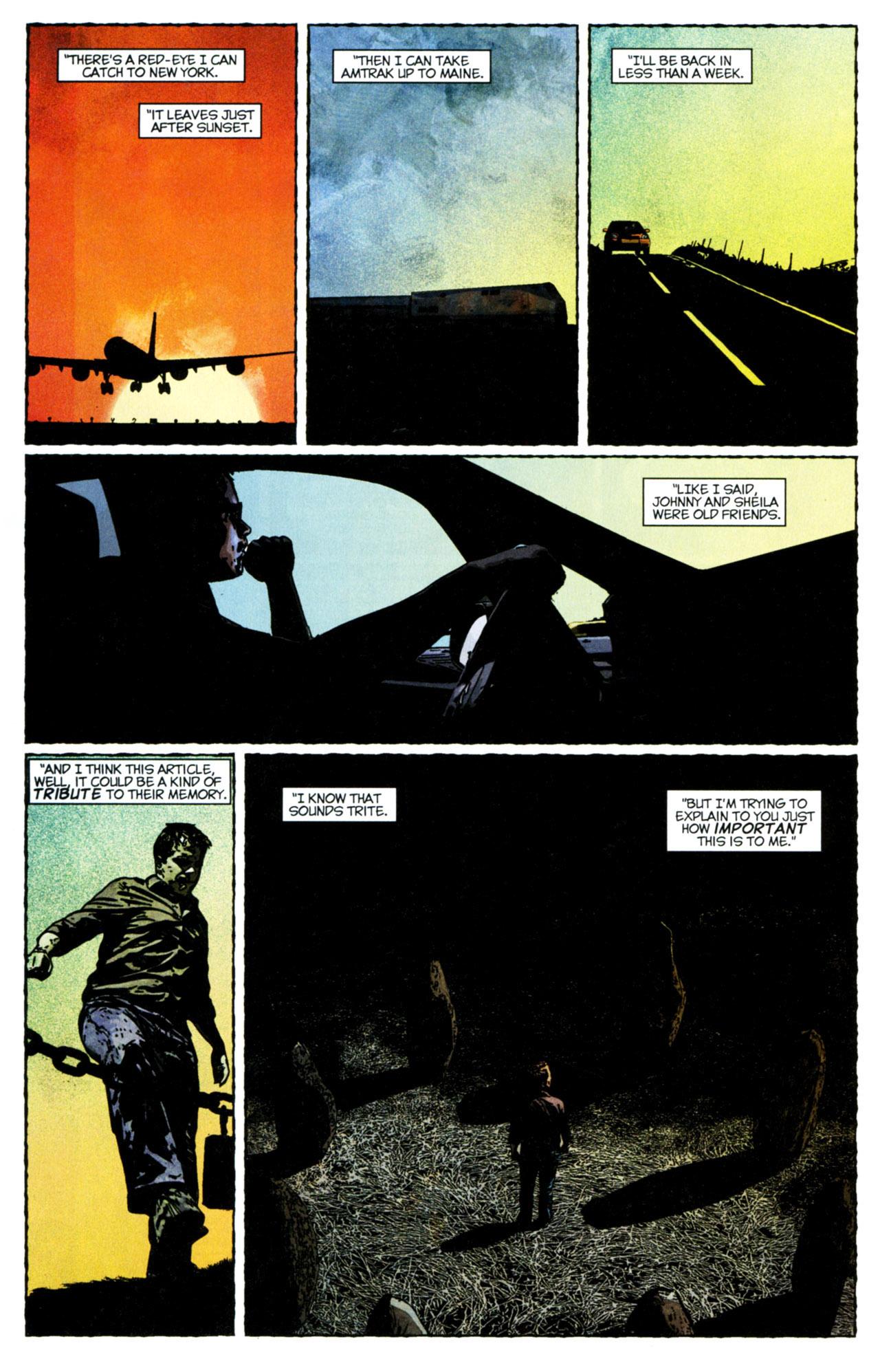 Read online Stephen King's N. comic -  Issue #4 - 12