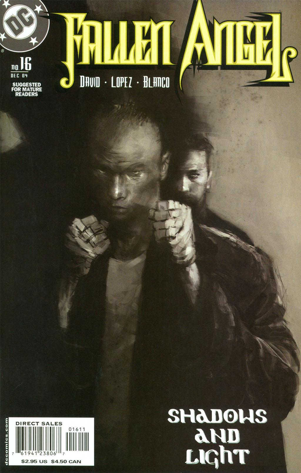Read online Fallen Angel (2003) comic -  Issue #16 - 1