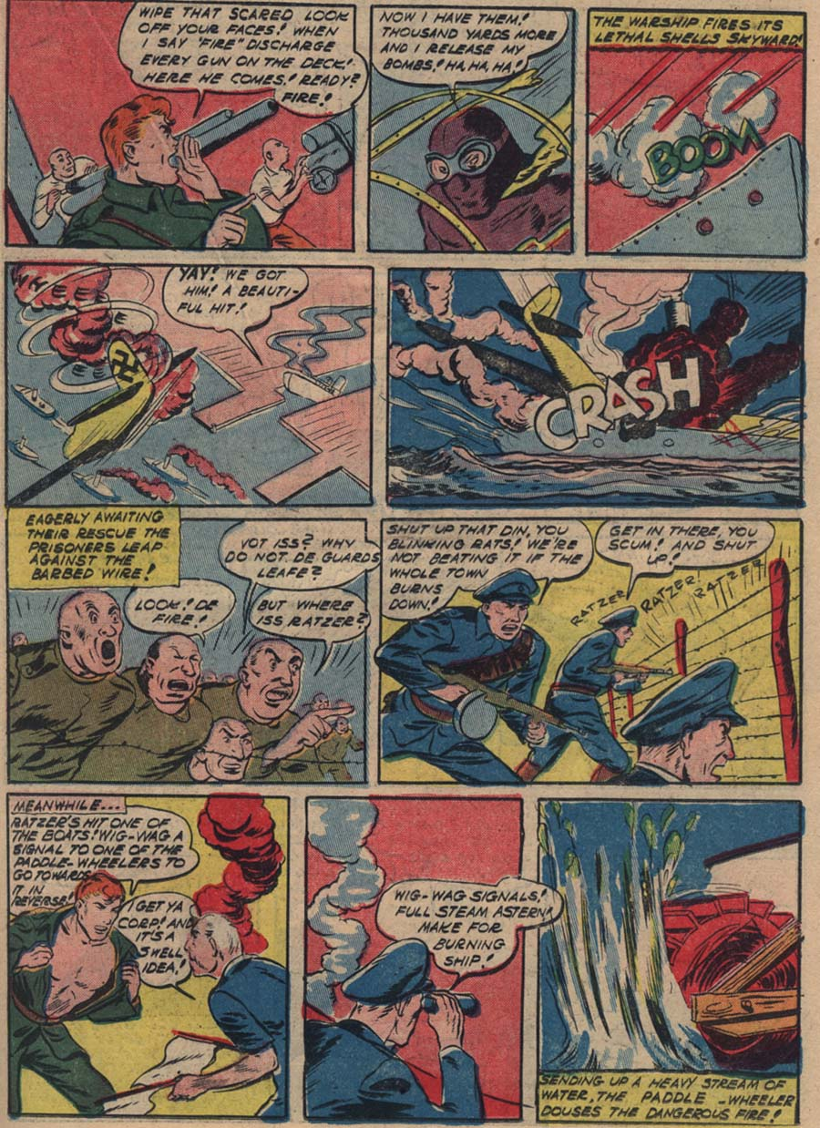 Blue Ribbon Comics (1939) issue 18 - Page 35