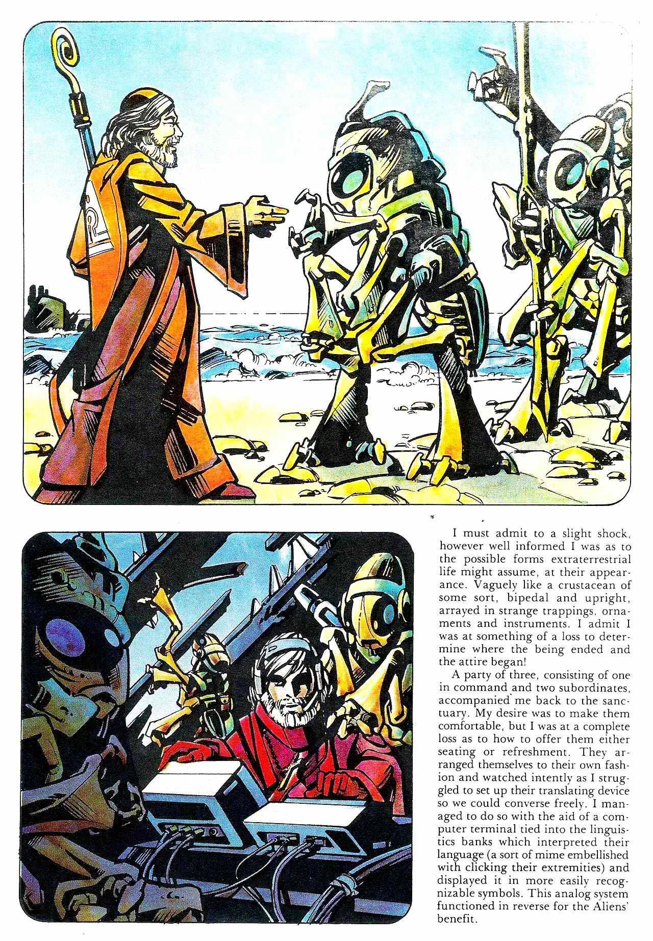 Read online Star*Reach comic -  Issue #14 - 22