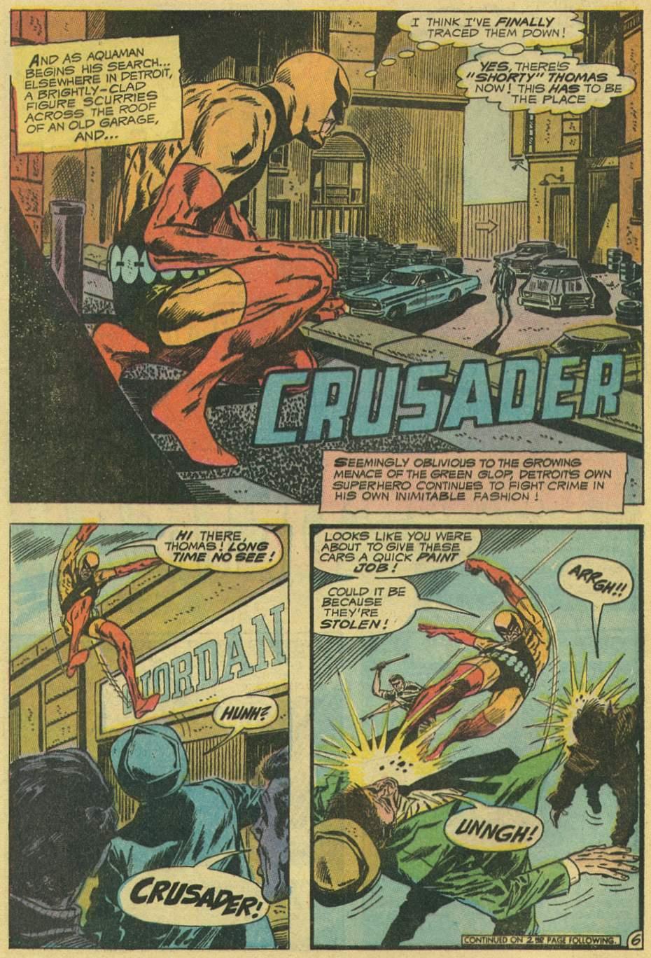 Read online Aquaman (1962) comic -  Issue #56 - 8