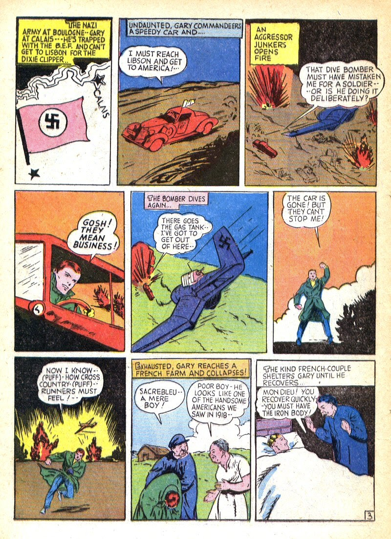 Green Hornet Comics issue 7 - Page 16