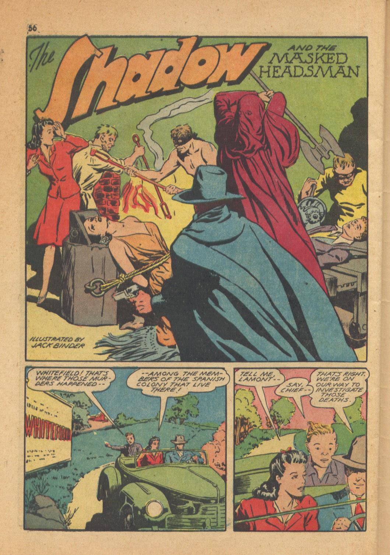 Read online Super-Magician Comics comic -  Issue #13 - 56