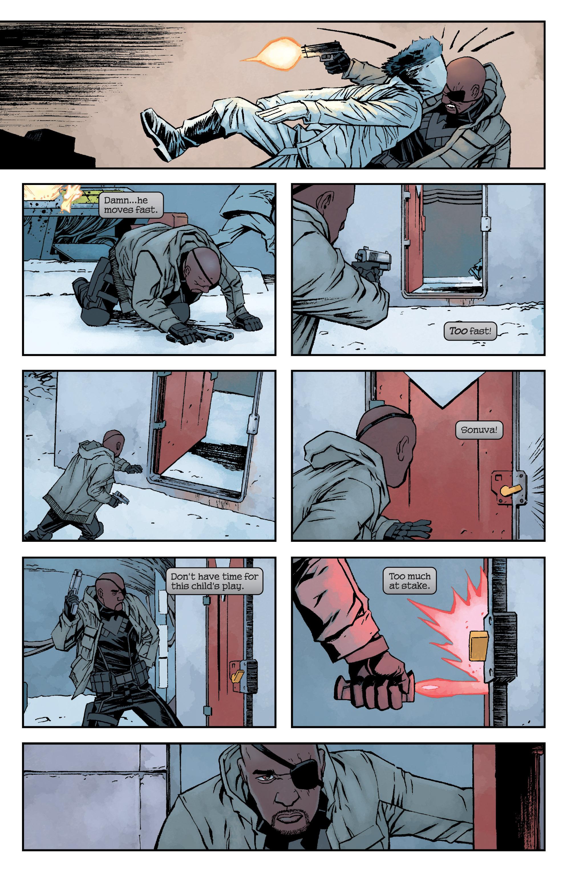 Read online Civil War II: Choosing Sides comic -  Issue #3 - 19