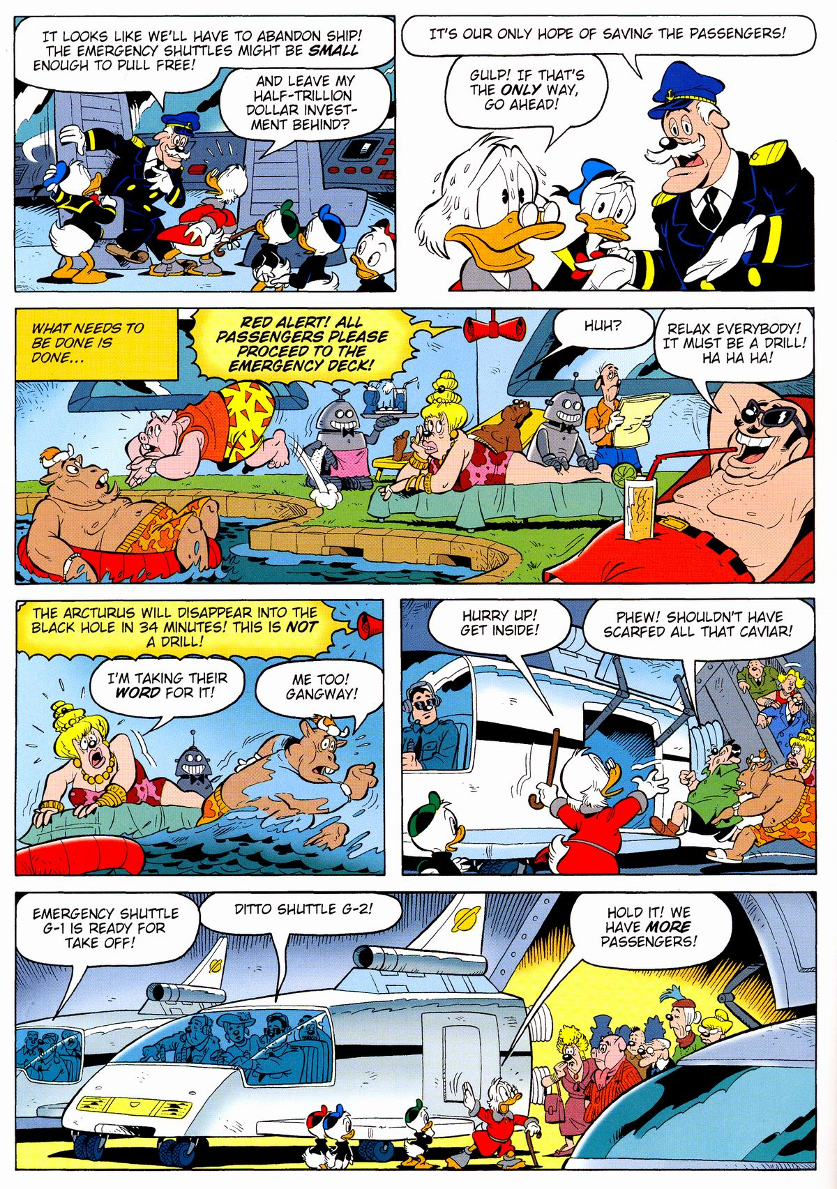 Read online Uncle Scrooge (1953) comic -  Issue #328 - 46