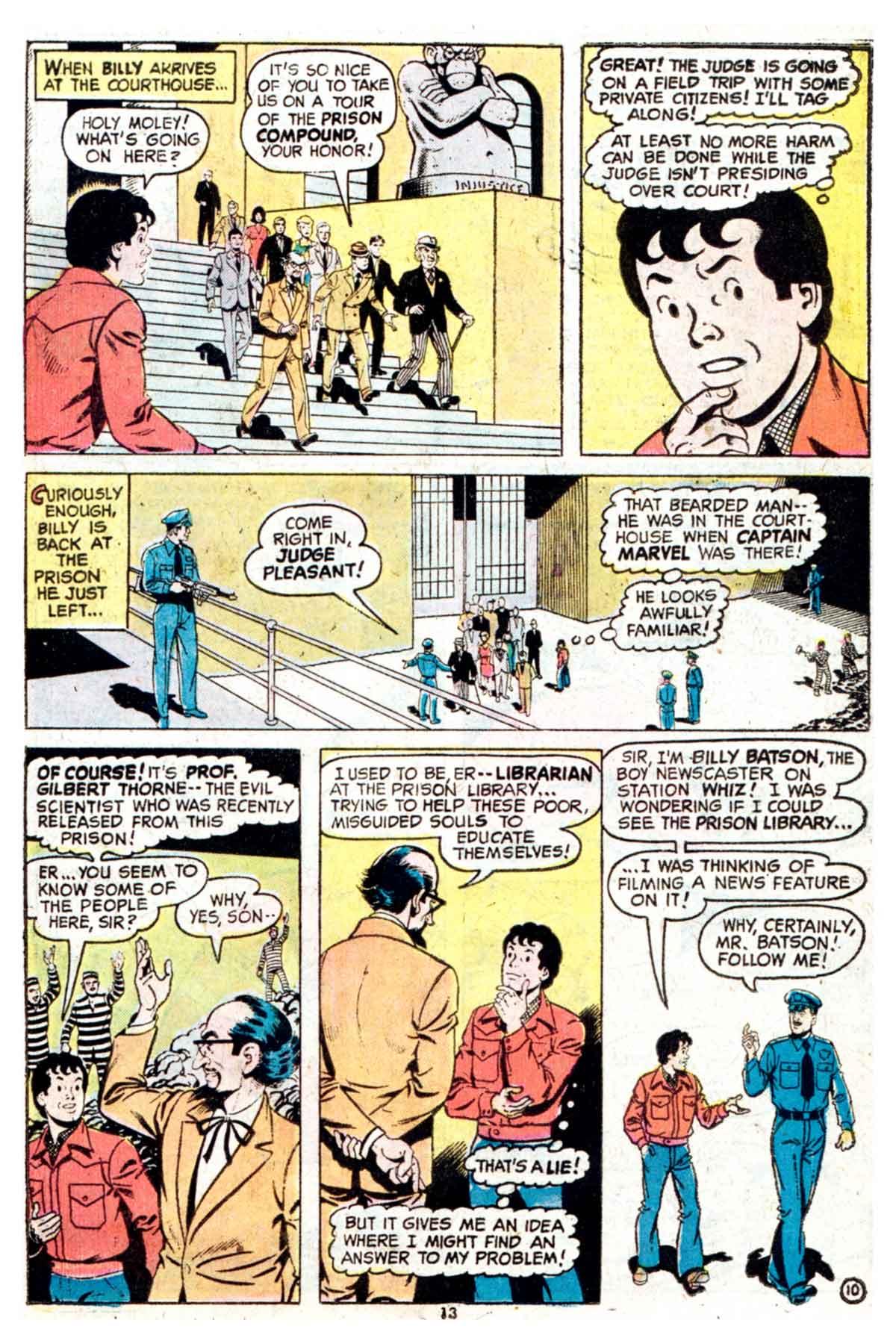 Read online Shazam! (1973) comic -  Issue #16 - 13