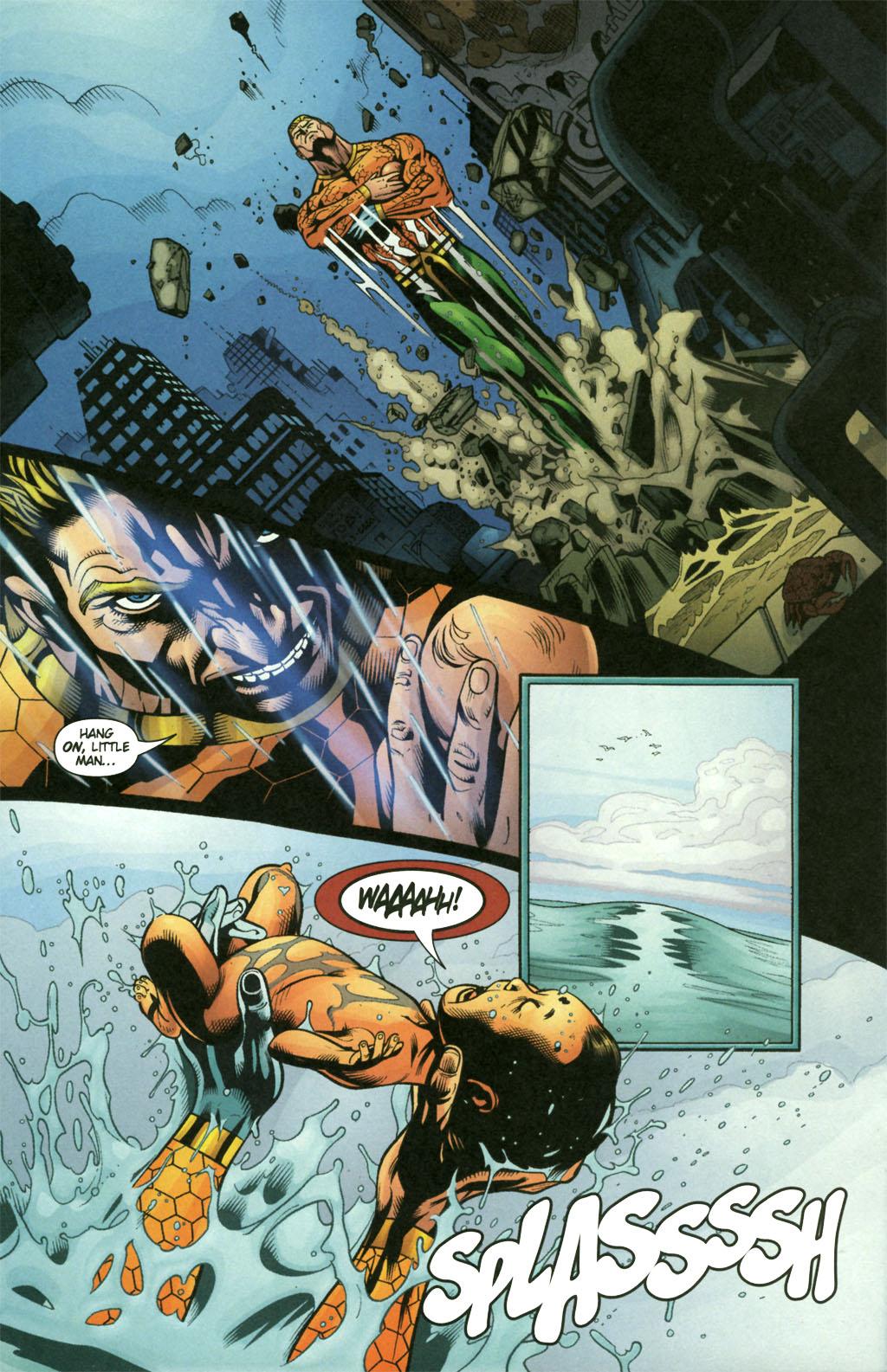 Read online Aquaman (2003) comic -  Issue #21 - 7