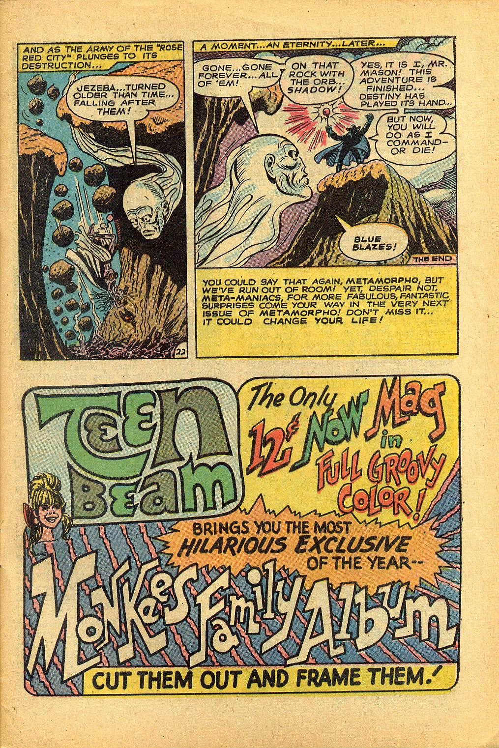 Metamorpho (1965) issue 16 - Page 25