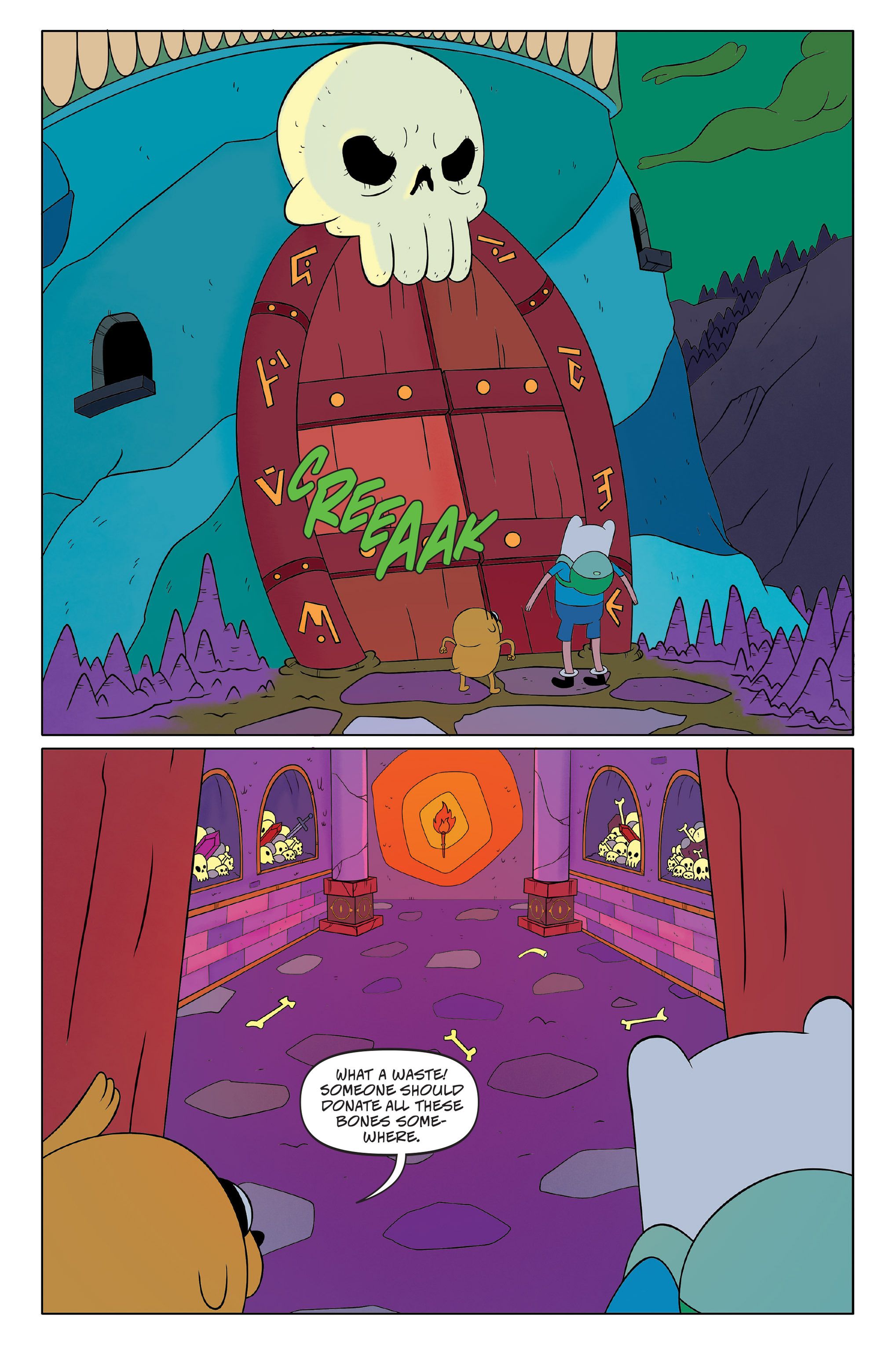 Read online Adventure Time: The Four Castles comic -  Issue #Adventure Time: The Four Castles TPB - 65