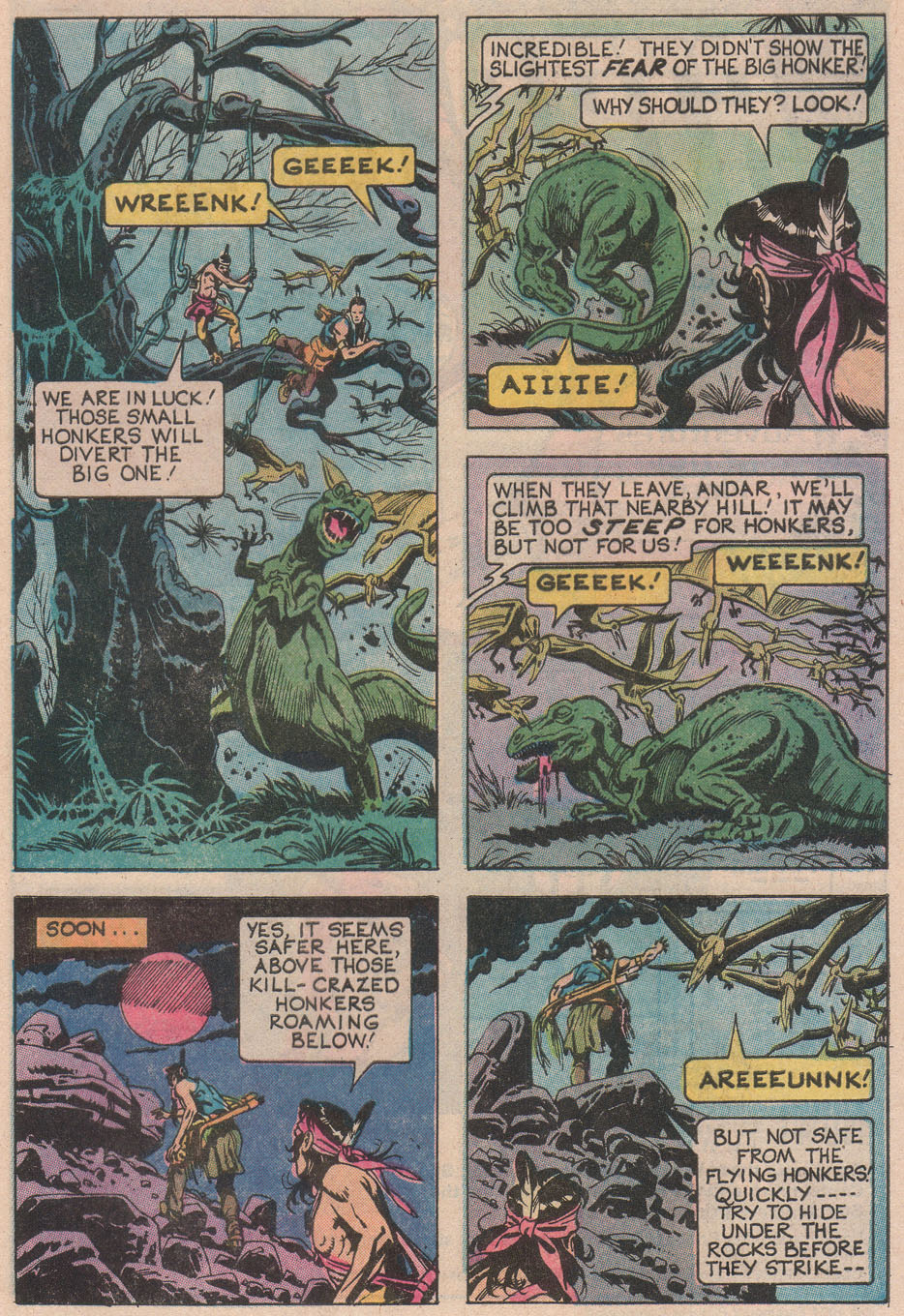 Read online Turok, Son of Stone comic -  Issue #113 - 29