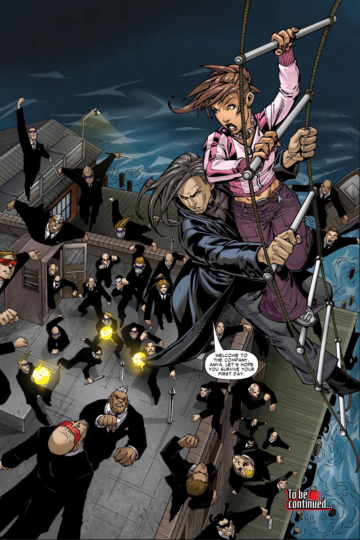 Read online Amazing Fantasy (2004) comic -  Issue #3 - 23
