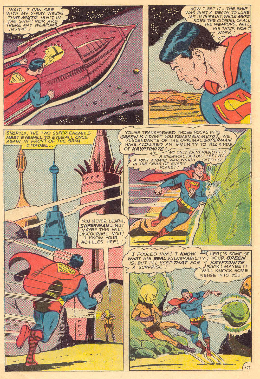 Read online Action Comics (1938) comic -  Issue #338 - 11