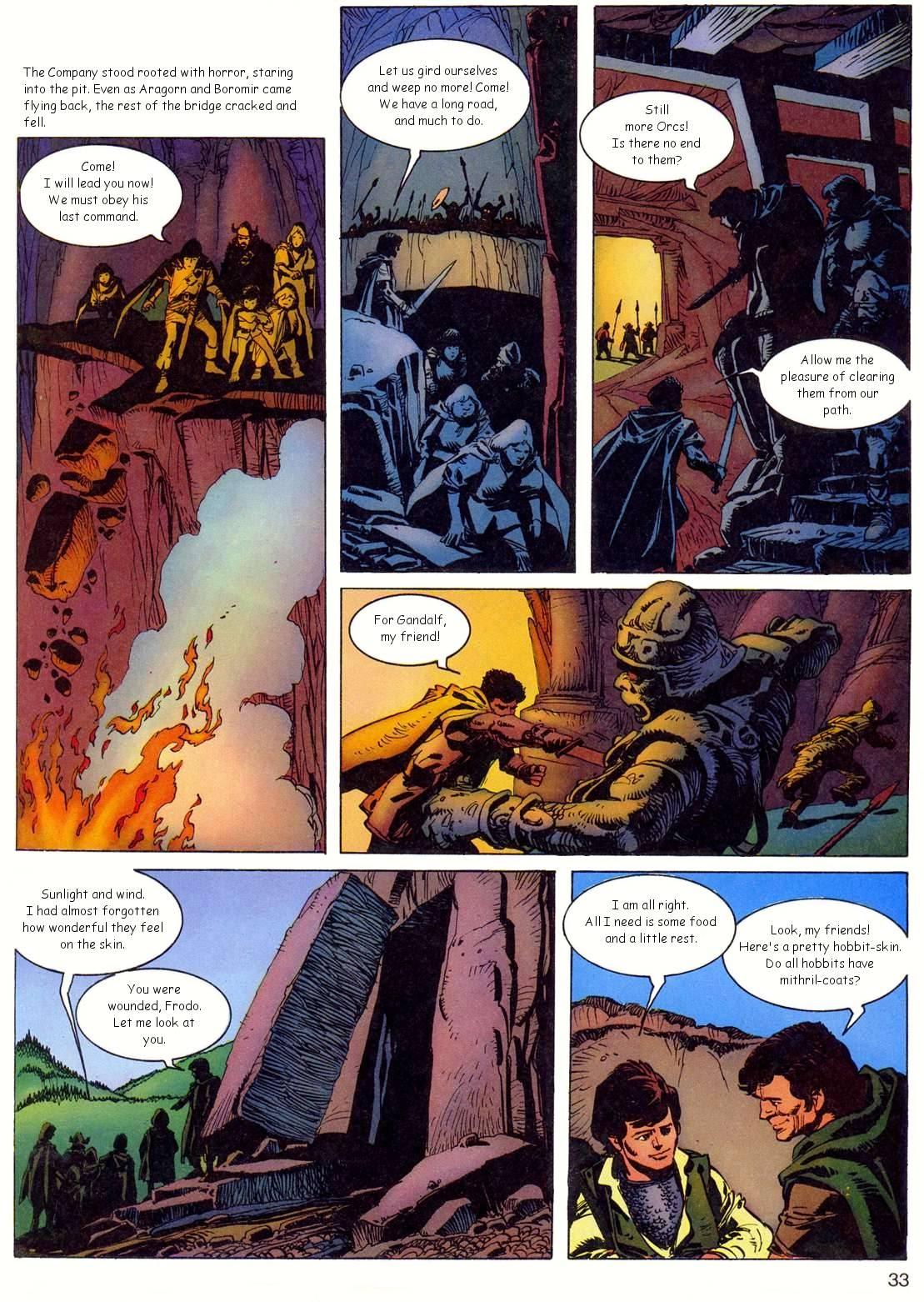 El Señor de los Anillos issue 2 - Page 30